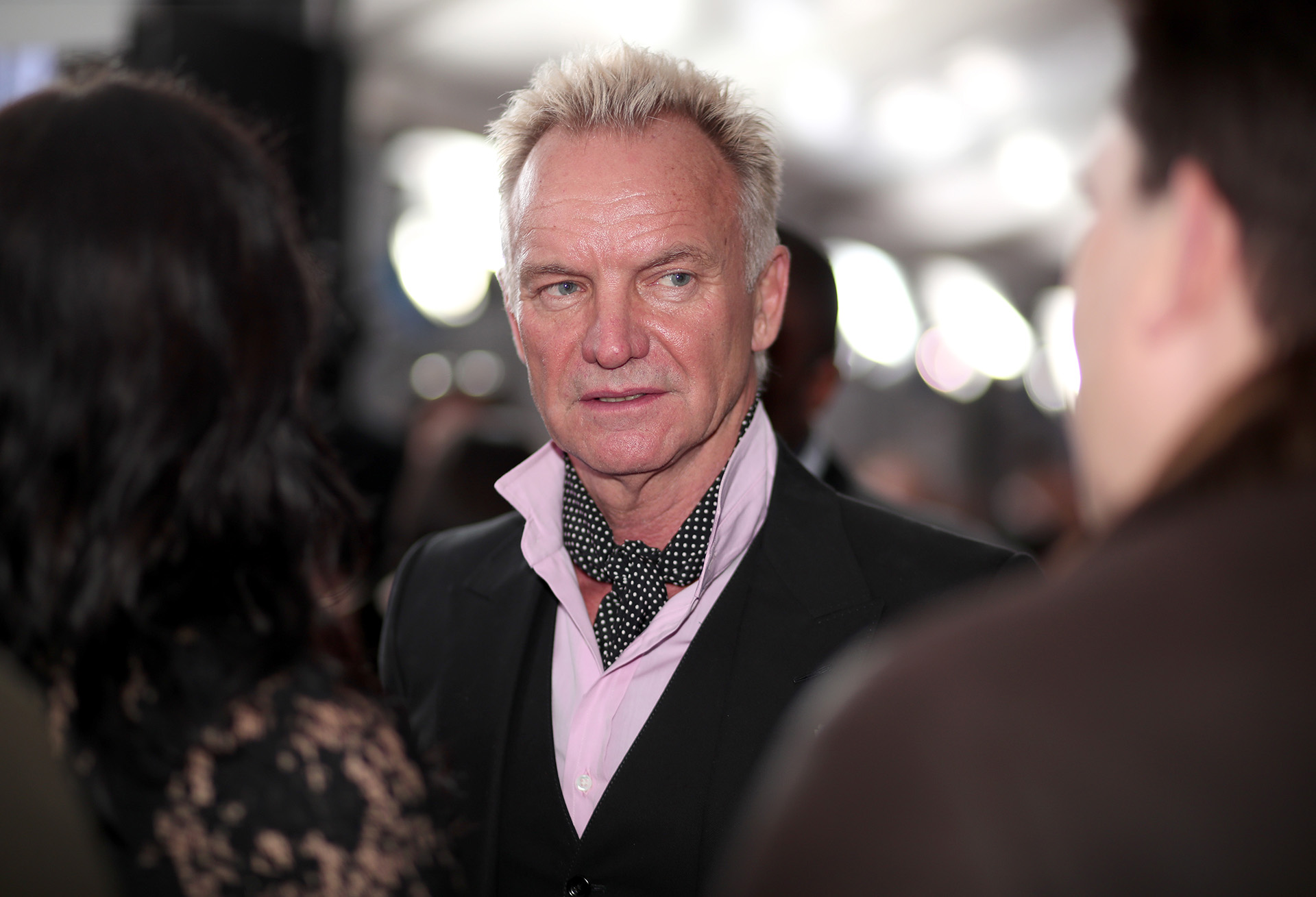 Sting (Christopher Polk/Getty Images para NARAS)