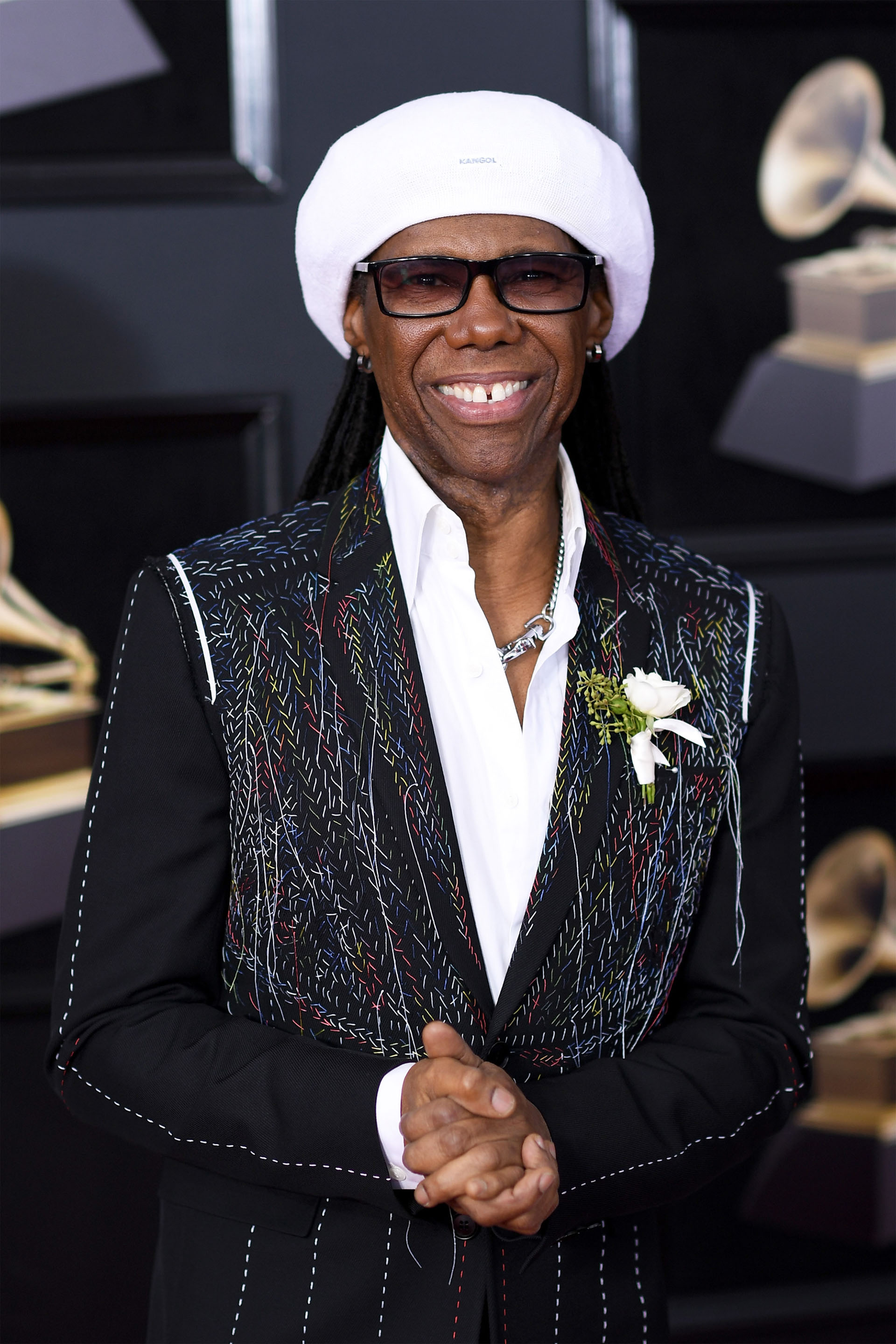 Nile Rodgers (Getty)