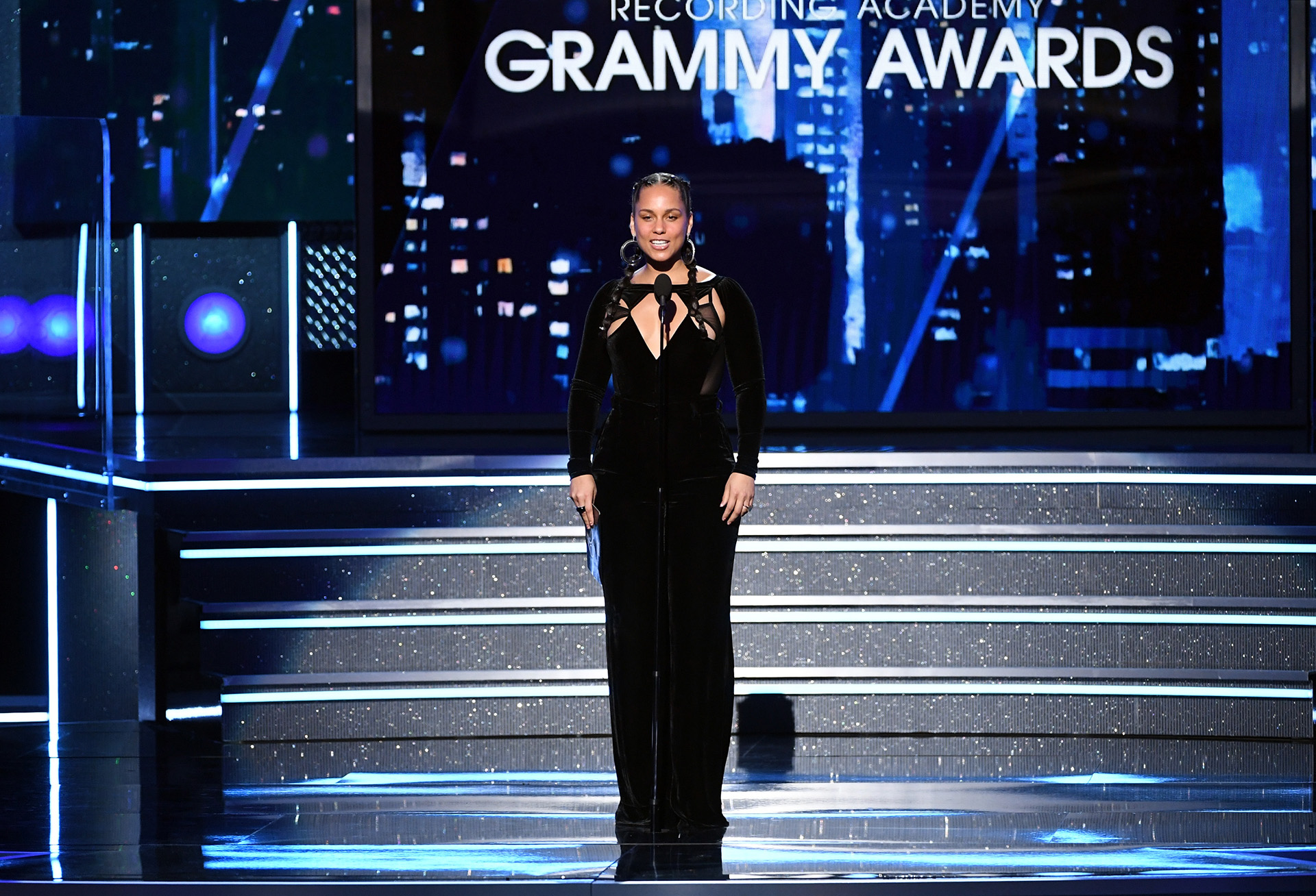 Alicia Keys presentará los Grammy 2019 (Getty Images)