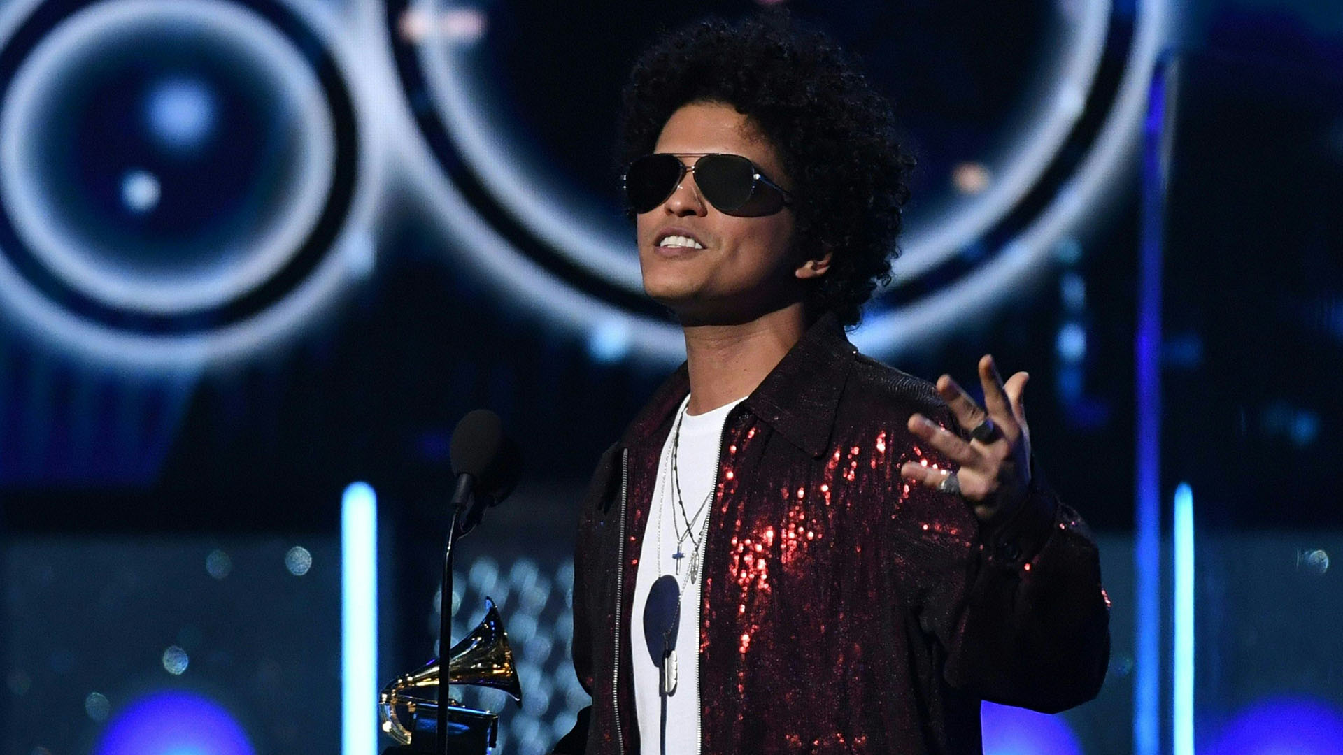 Bruno Mars (AFP)