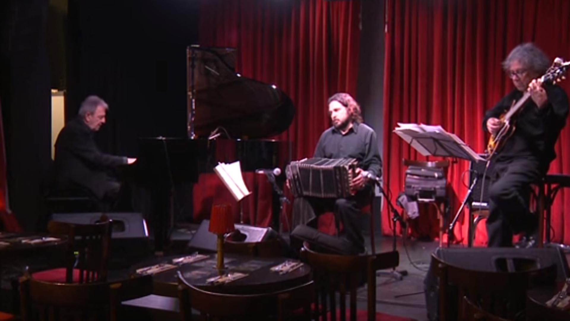 El argentino Pablo Ziegler triunfó en jazz latino — Premios Grammy
