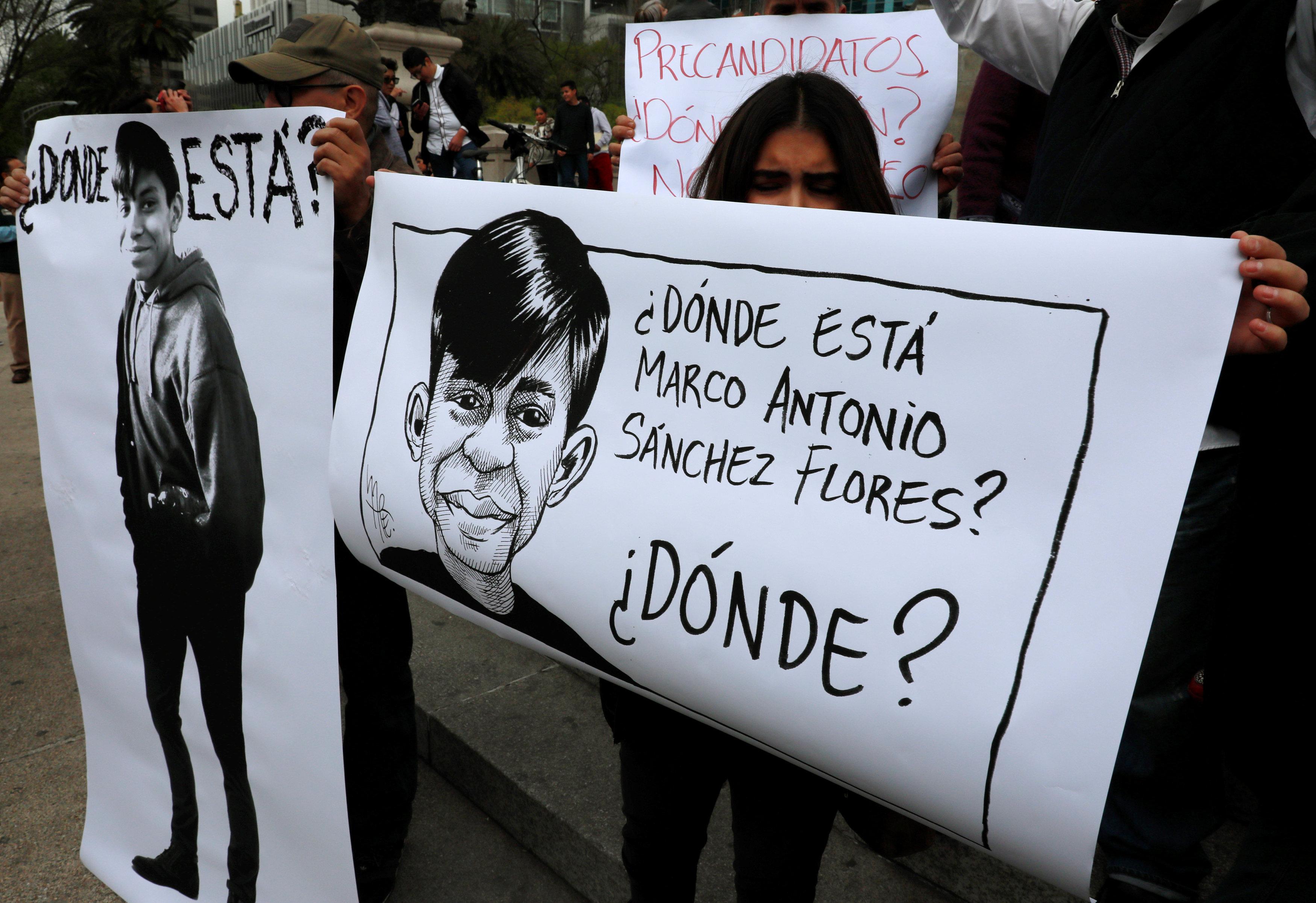 (REUTERS/Henry Romero)