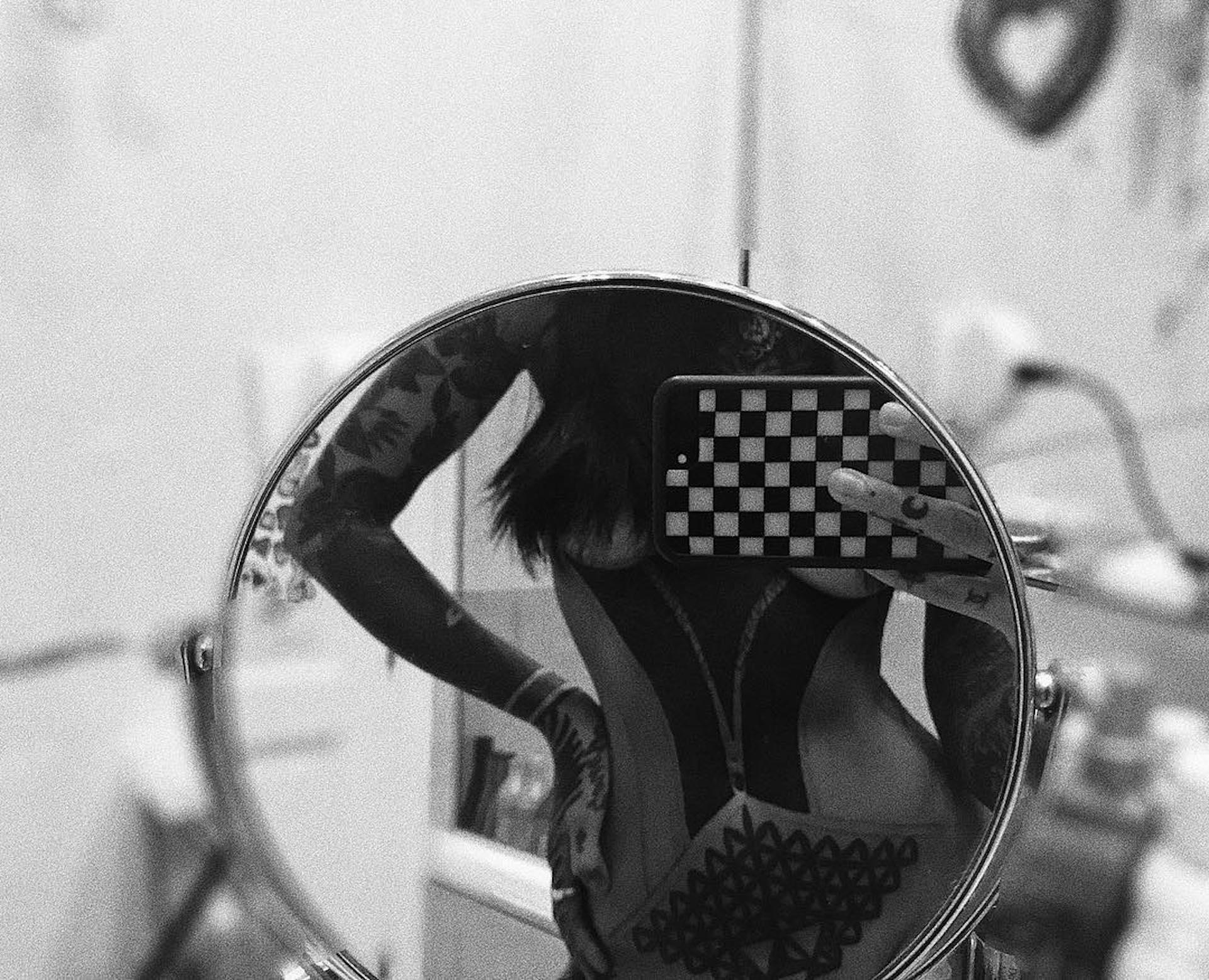 El último tatuaje de Cande Tinelli (Foto Instagram)