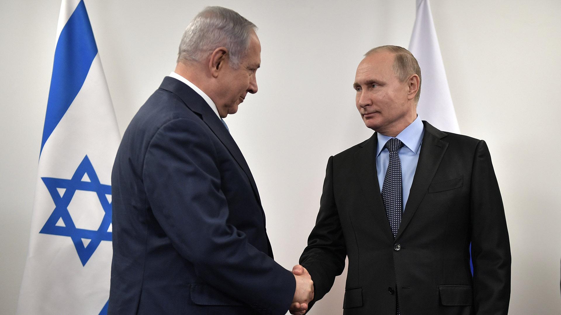 Los mandatarios se reúnen periódicamente para coordinar acciones militares en Medio Oriente (AFP)