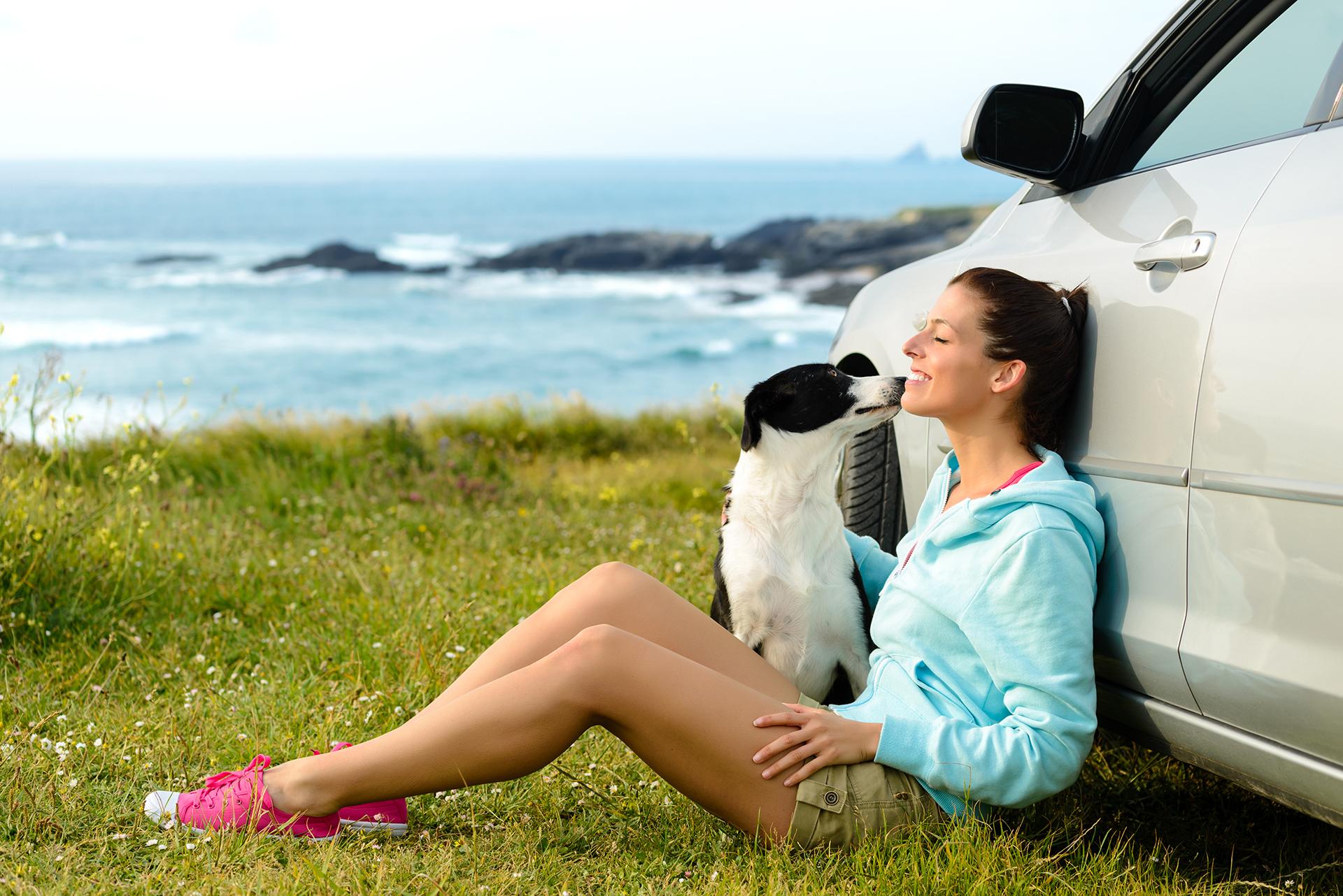 Son cada vez más los que deciden viajar con sus mascotas (Getty Images)