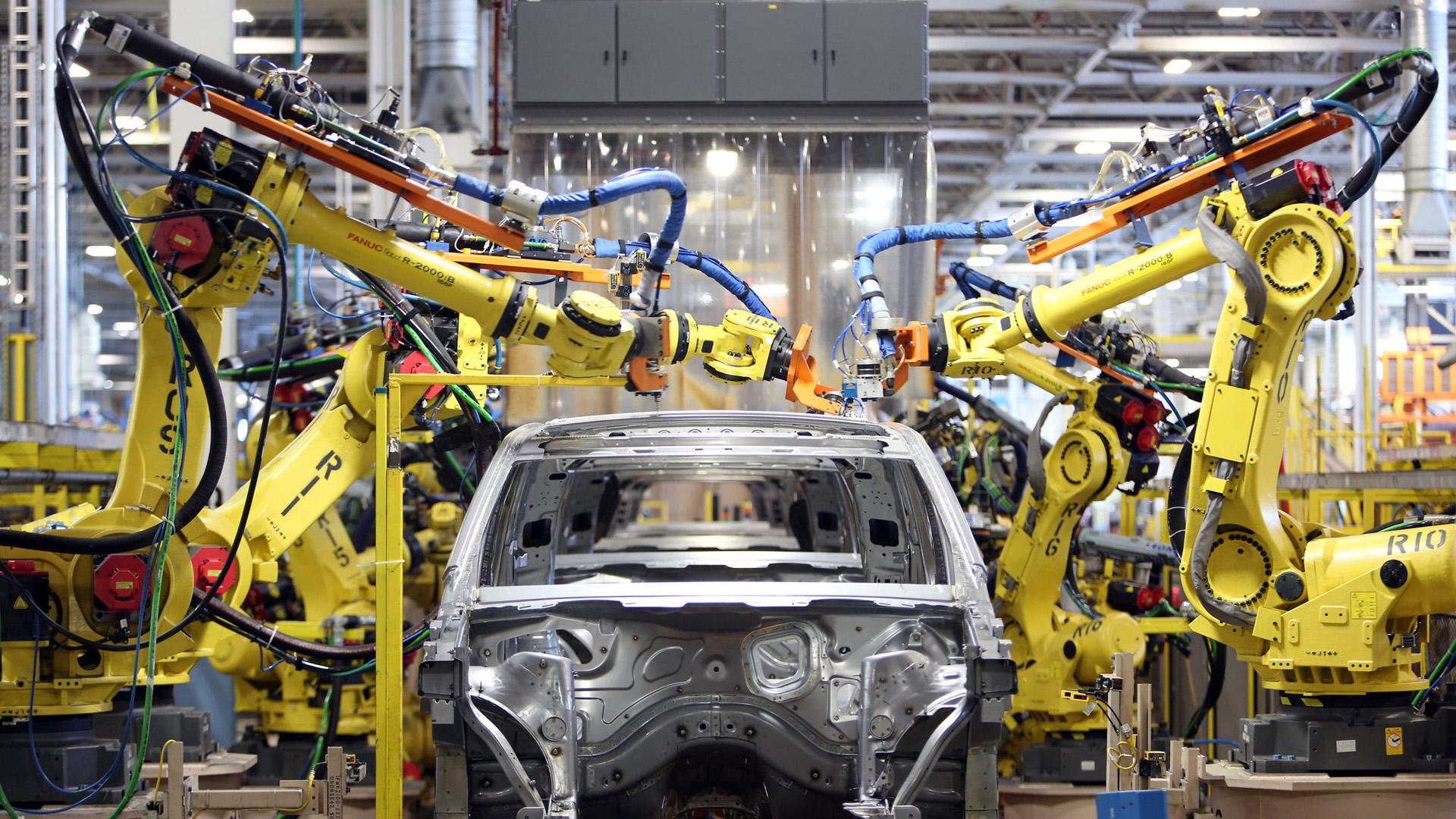 La producción automotriz local cerraría el año con unas 478.000 unidades, similar a 2017