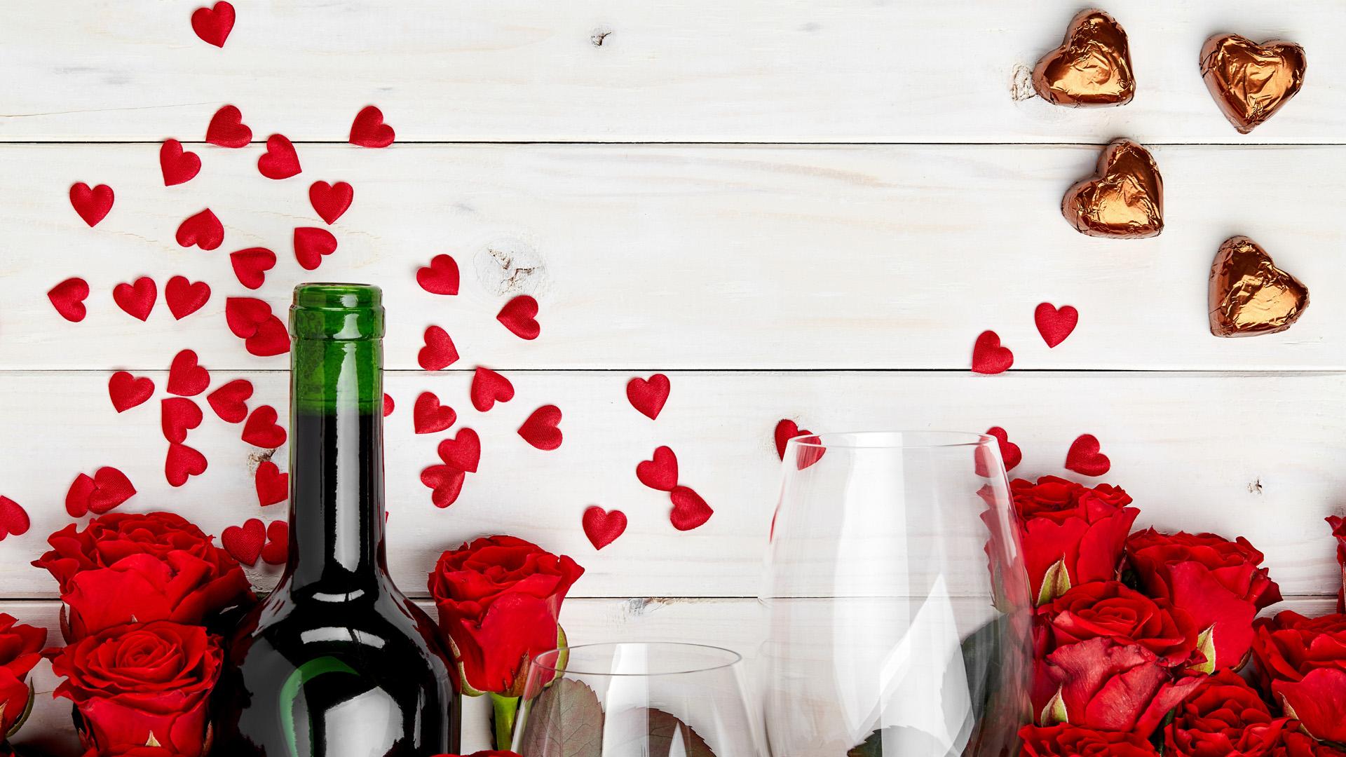 Lo que mantiene vigente a San Valentín es la celebración del amor, y para hacerlo los protagonistas eligen homenajear y obsequiar a su enamorado (Getty Images)
