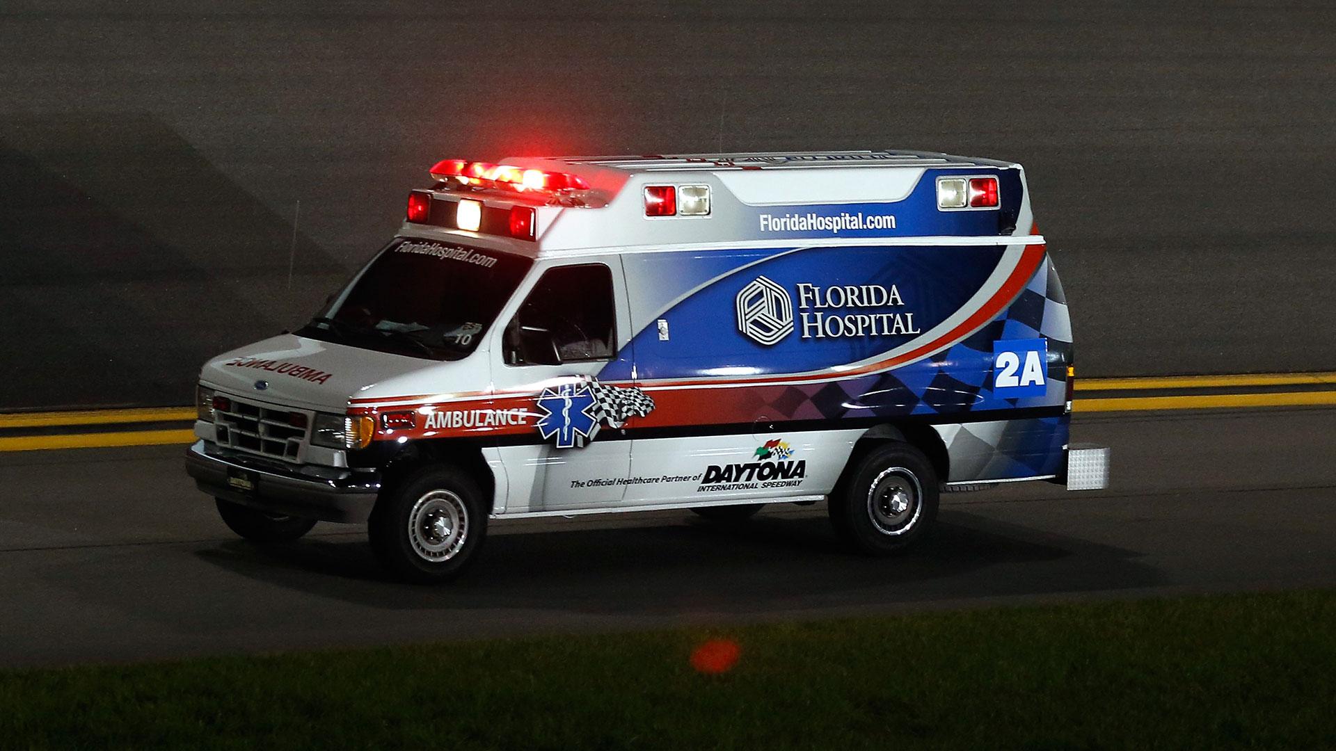 La Policía de Daytona Beach indicó que el suceso no parece sospechoso (Getty Images)