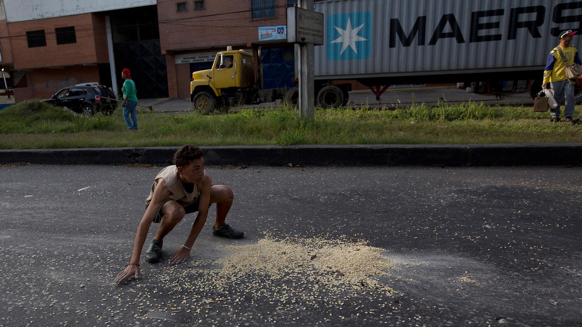 La escasez en Venezuela es cada vez mayor (AP)