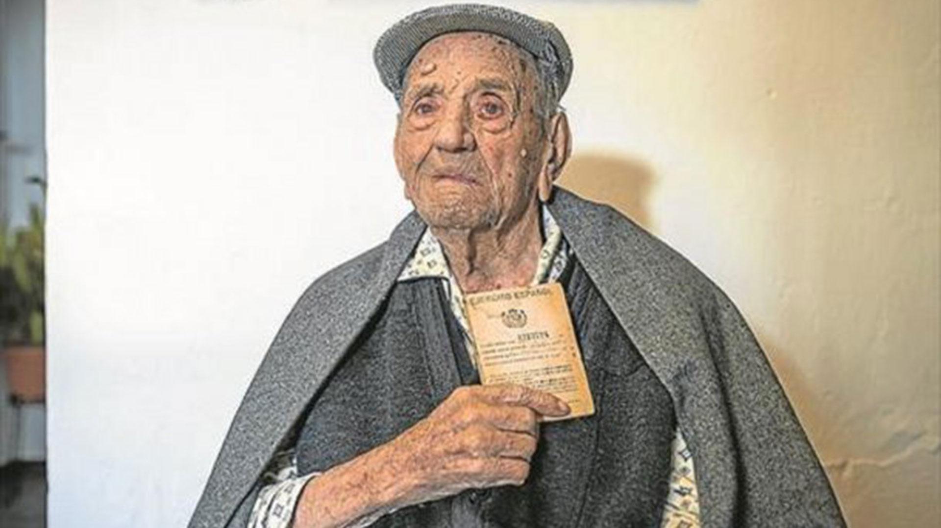 Vivió toda su vida en la localidad de Bienvenida (EFE)