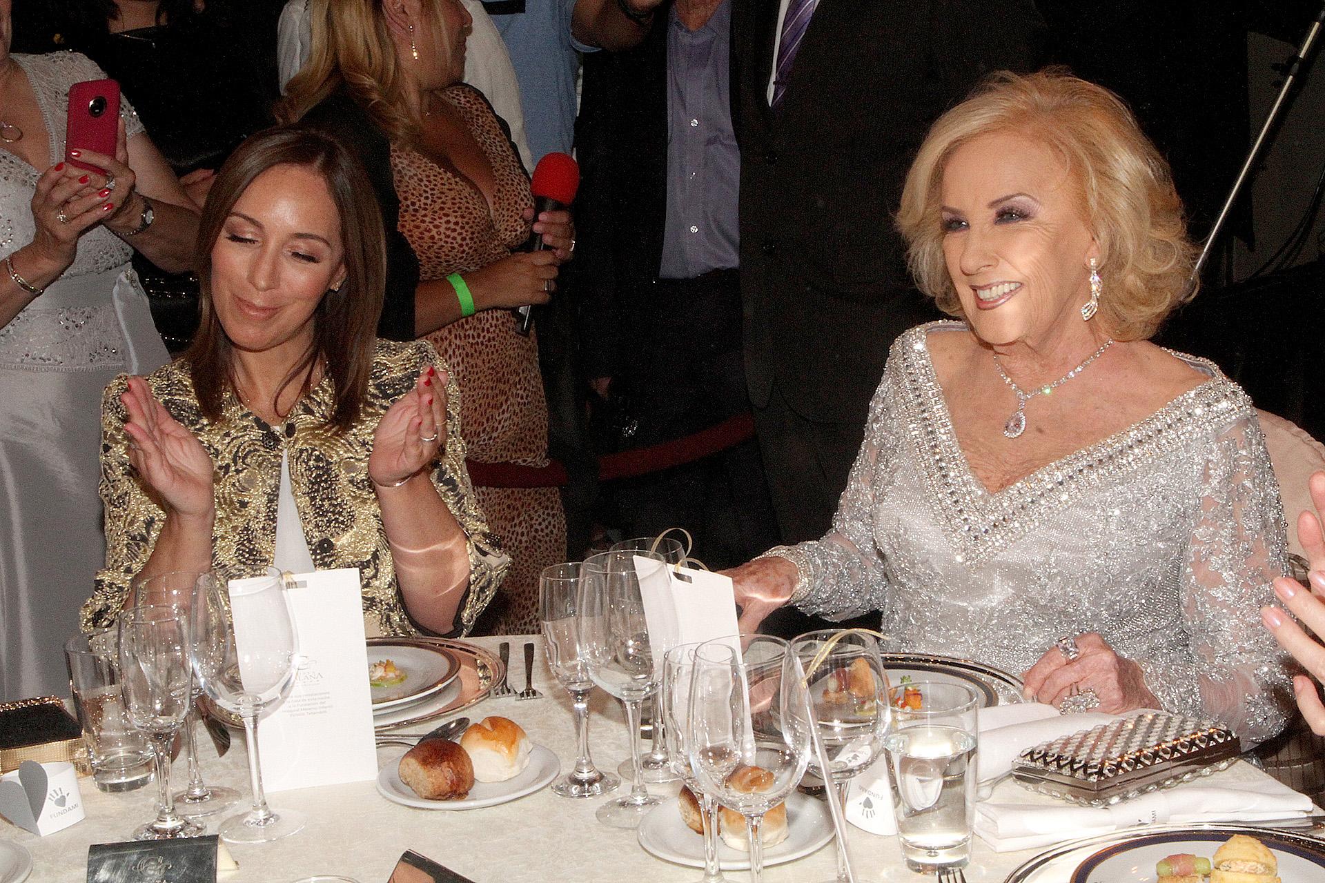La gala se realizó en el hotel Costa Galana