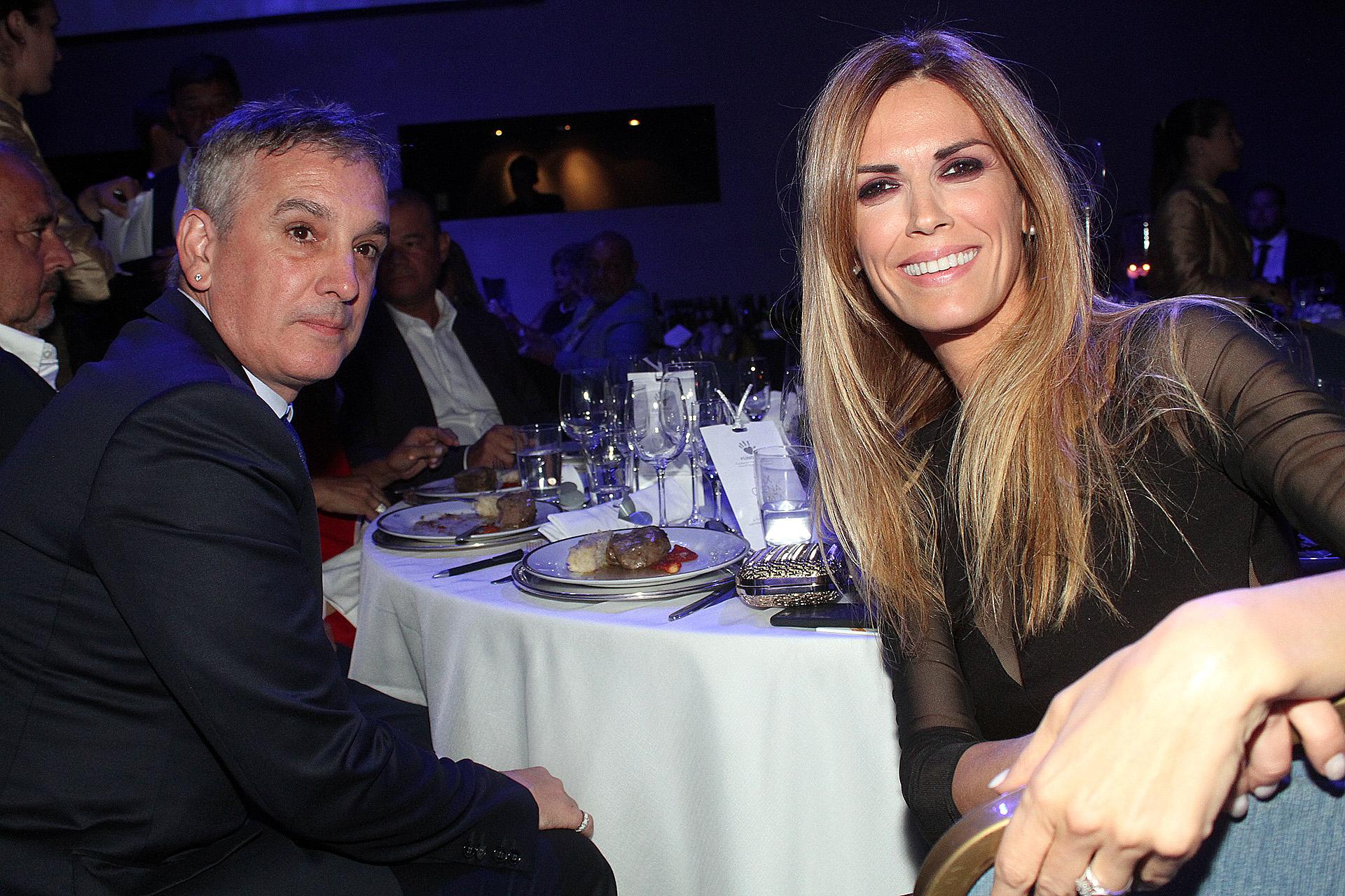 VIviana Canosa y Marcelo González