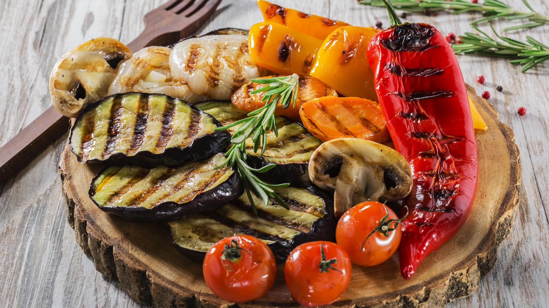 Una dieta equilibrada y rica en vegetales constituye uno de los pilares de una buena salud (Getty)