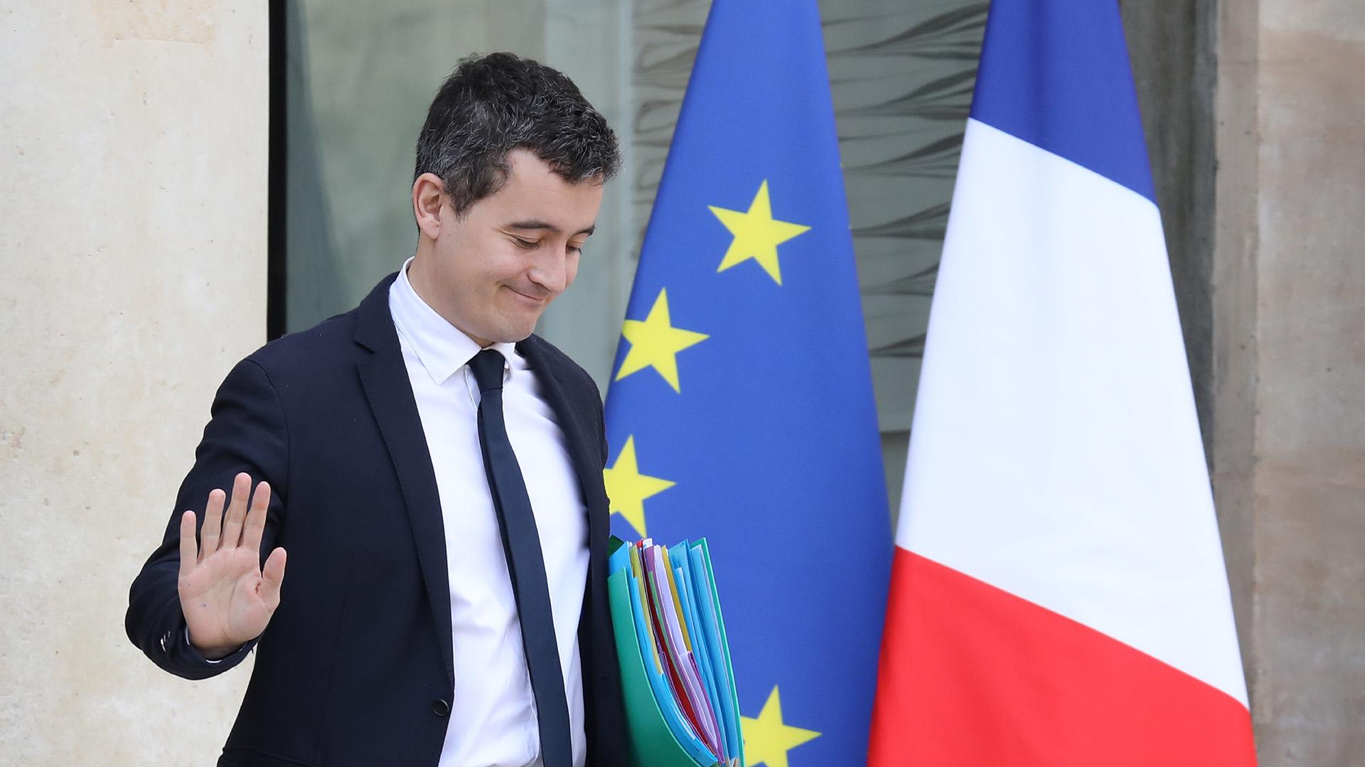 Gerald Darmanin(AFP)