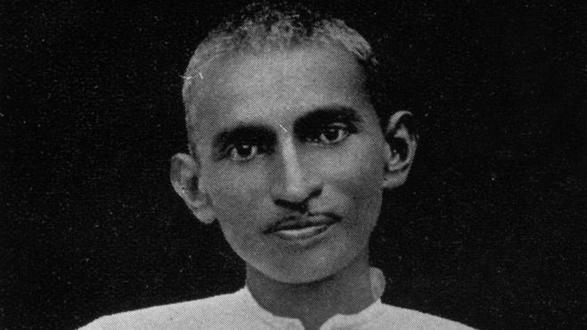 En su juventud, Mahatma Gandhi vivió en Sudáfrica