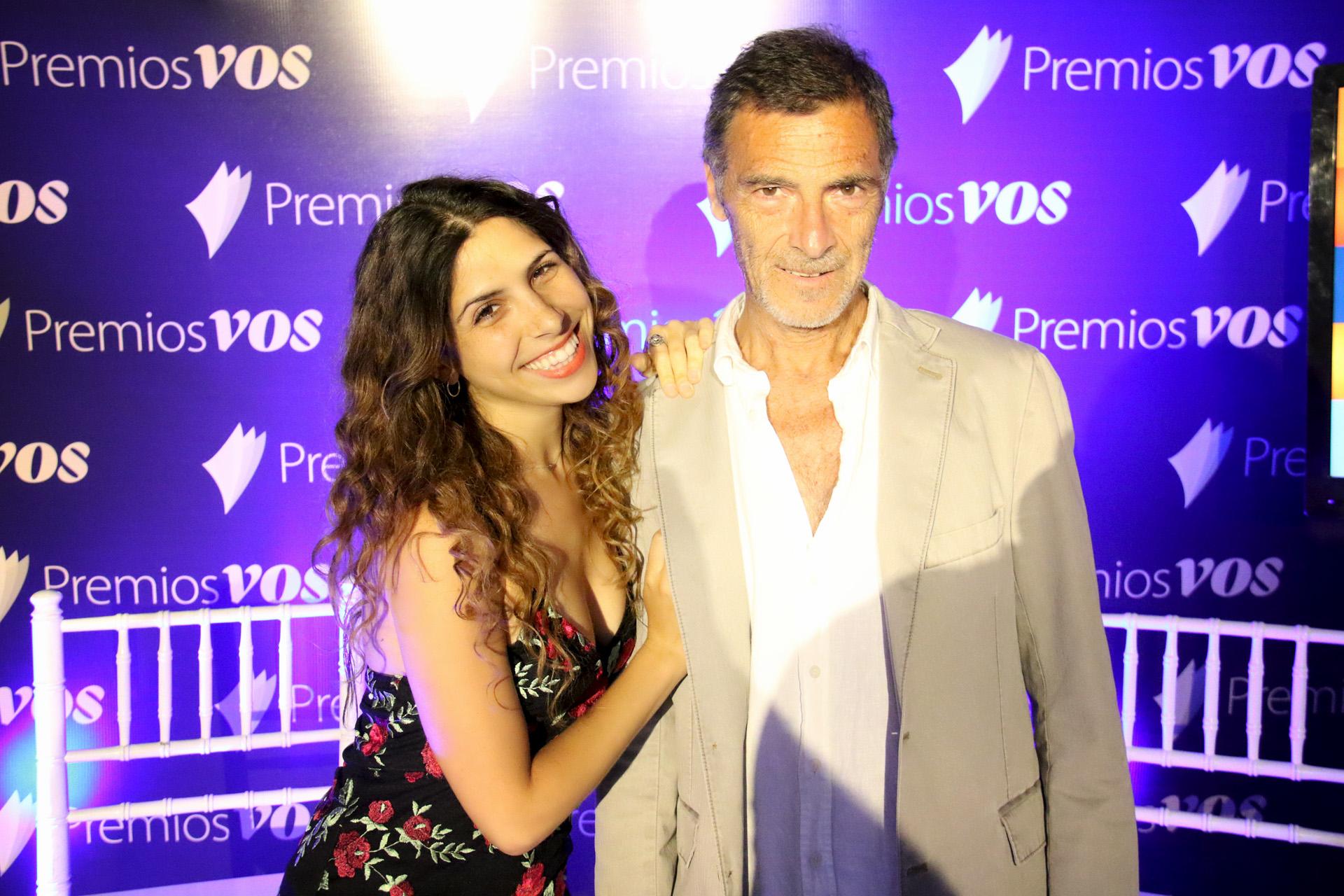 Gustavo y Tamara Garzón