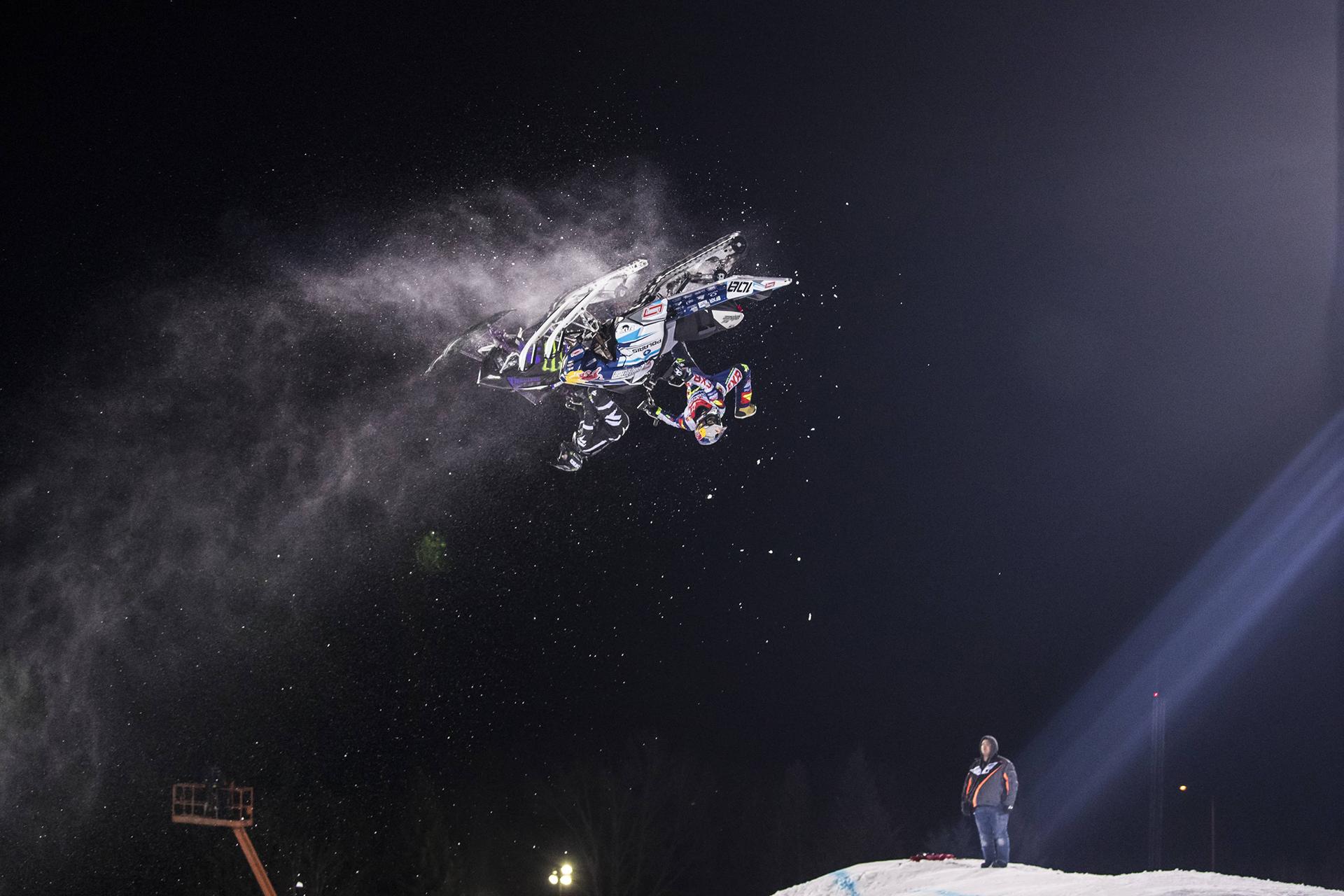 El evento sirvió como antesala de los Juegos Olímpicos de Invierno, que se desarrollarán en Corea del Sur (AP)