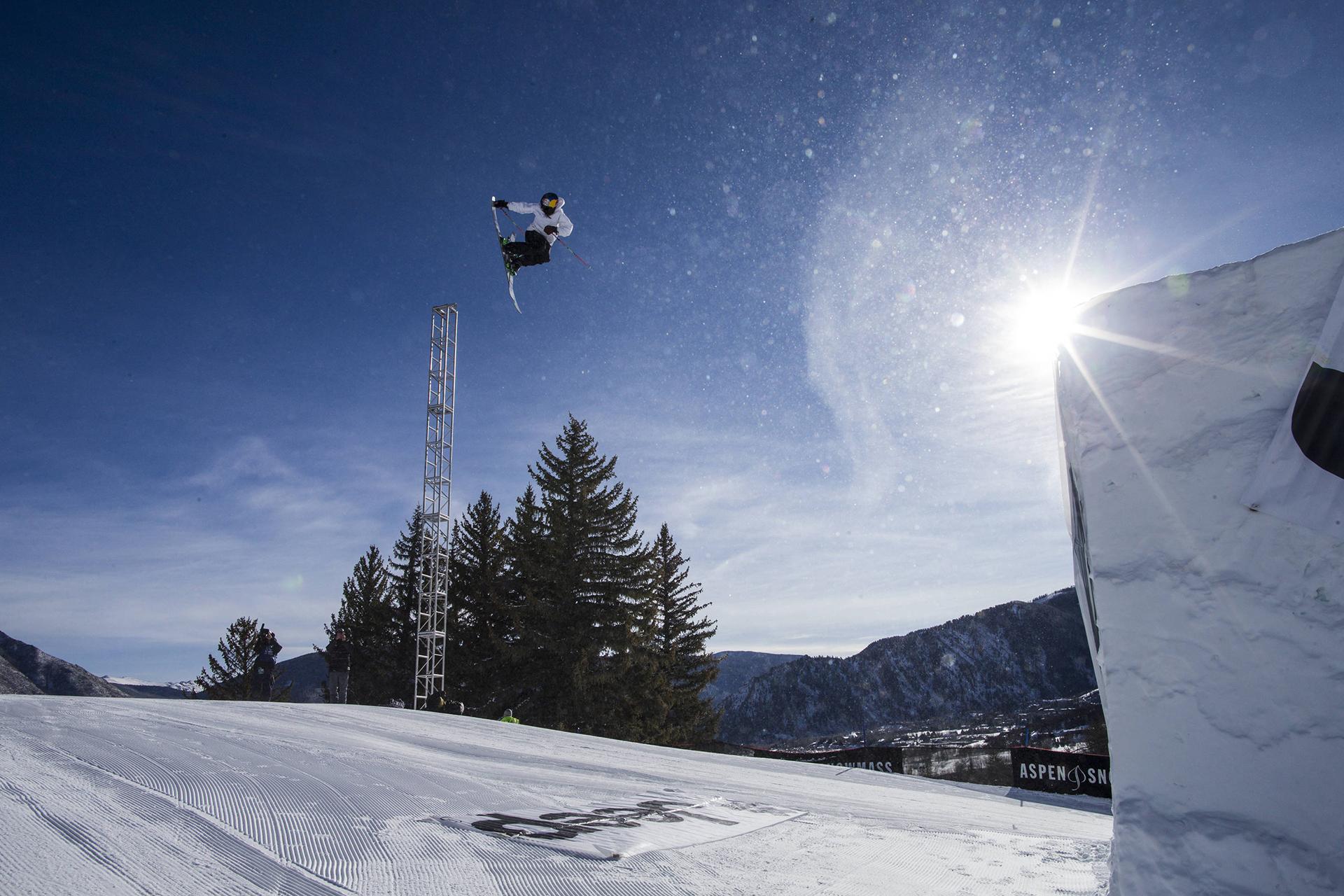 El evento es un clásico en Aspen, uno de los principales atractivos de Colorado (AP)