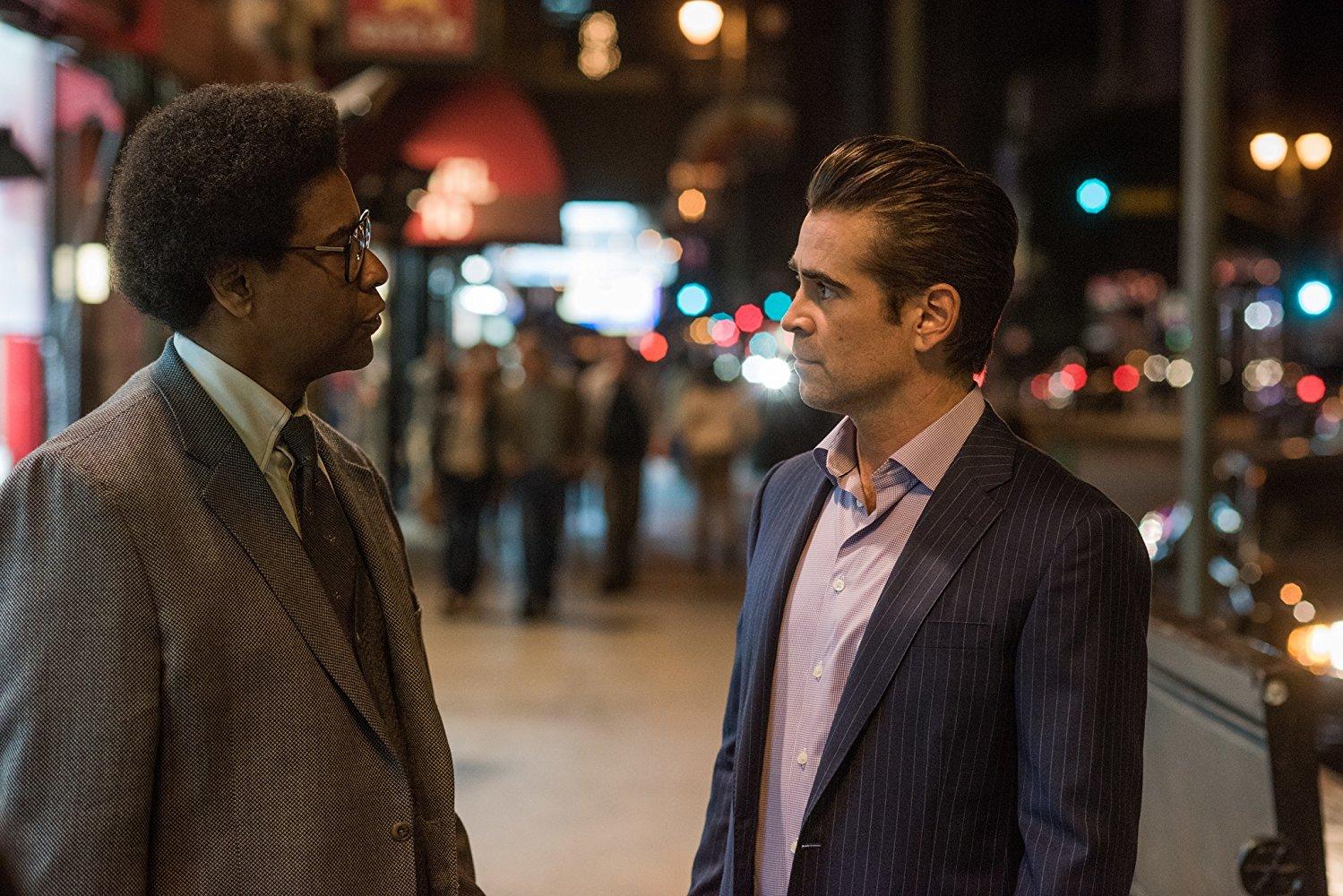 La película se rodó en la ciudad de Los Ángeles (California)