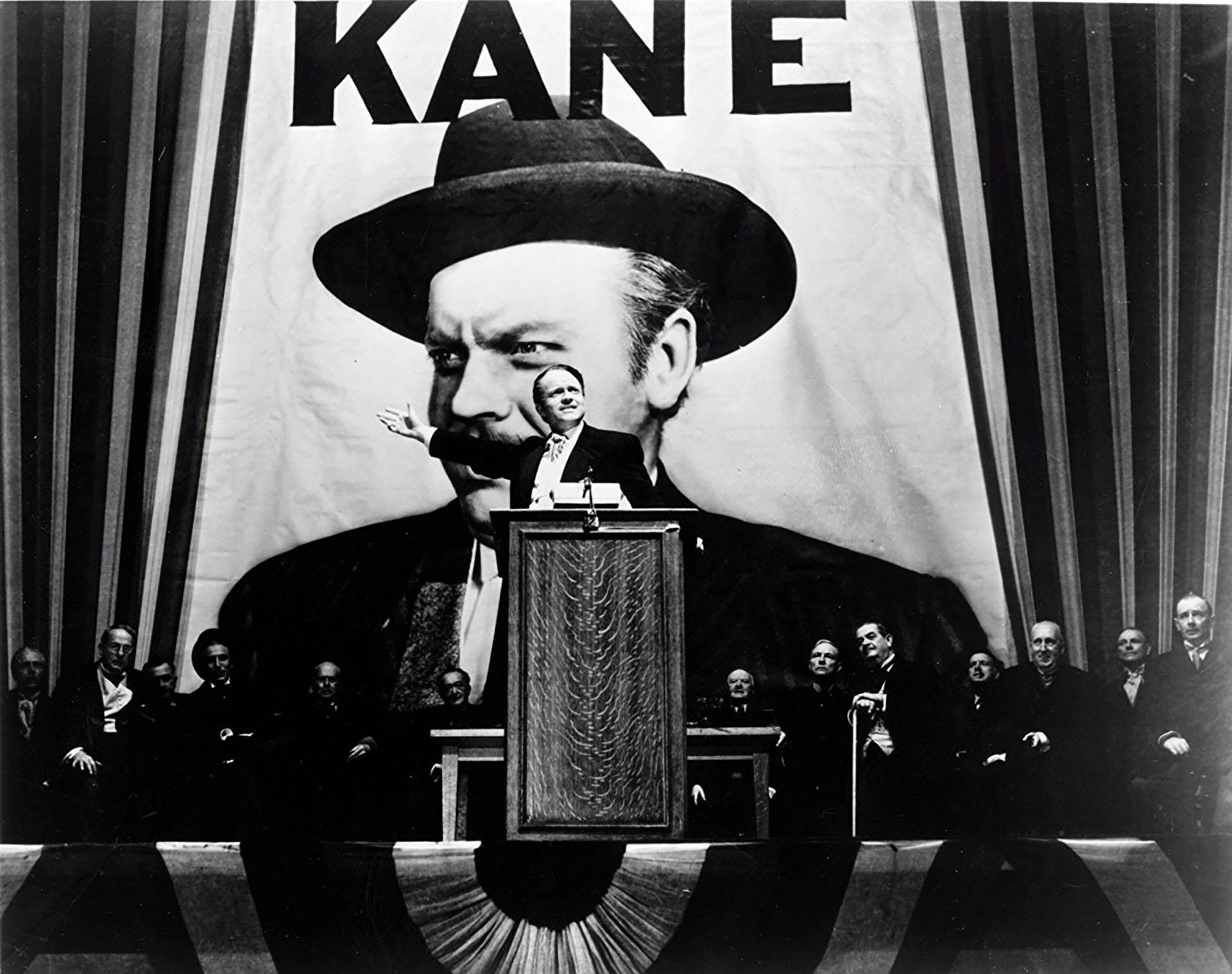 """""""El ciudadano"""", de Orson Welles"""