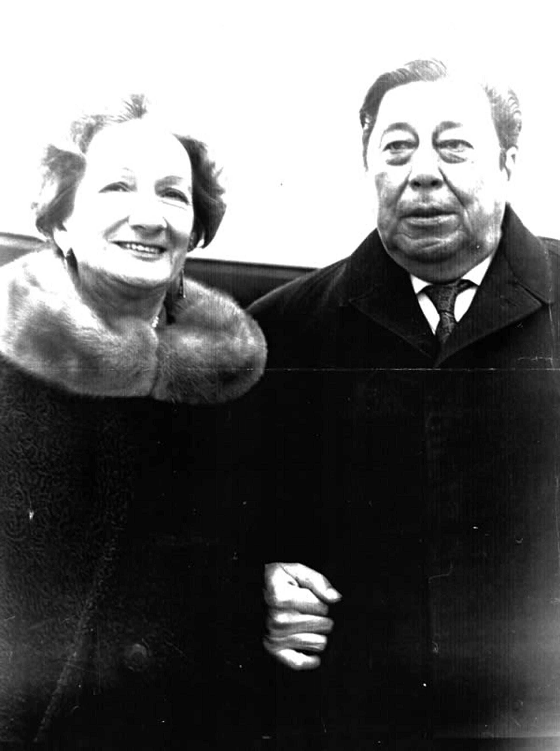 Nenette y Atahualpa