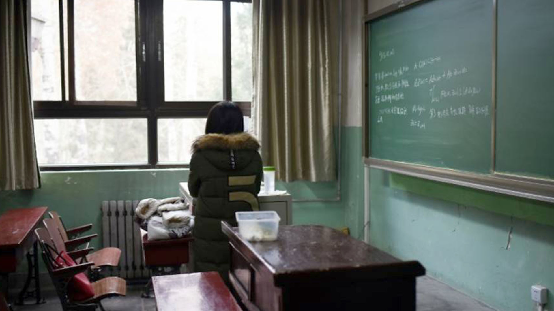 Pese a su inicial apoyo,las autoridades chinas han retrocedido su defensa a las estudiantes que han sido víctimas de acoso sexual en las universidades (AFP)