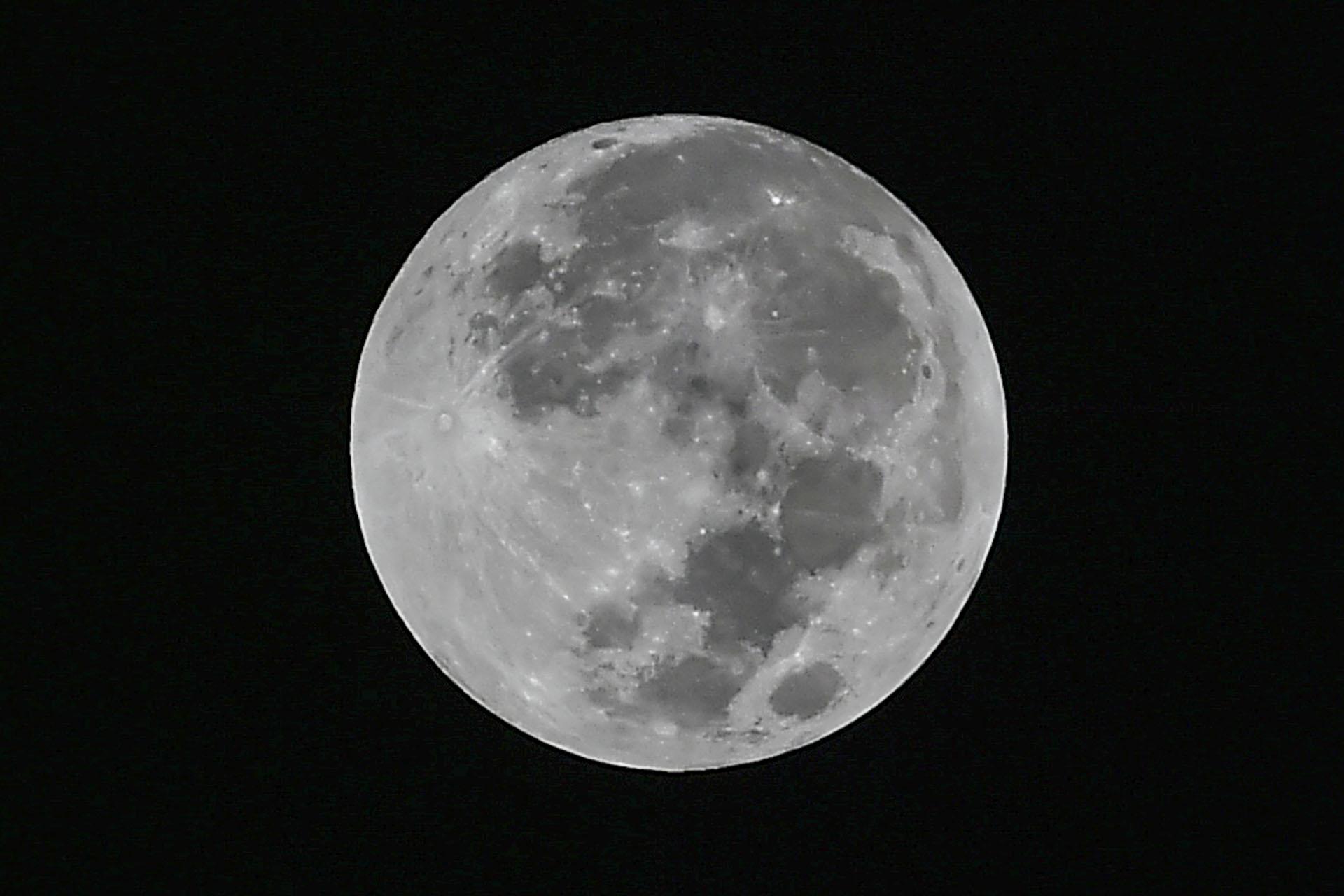 El fenómeno se podrá observar antes del amanecer en Buenos Aires