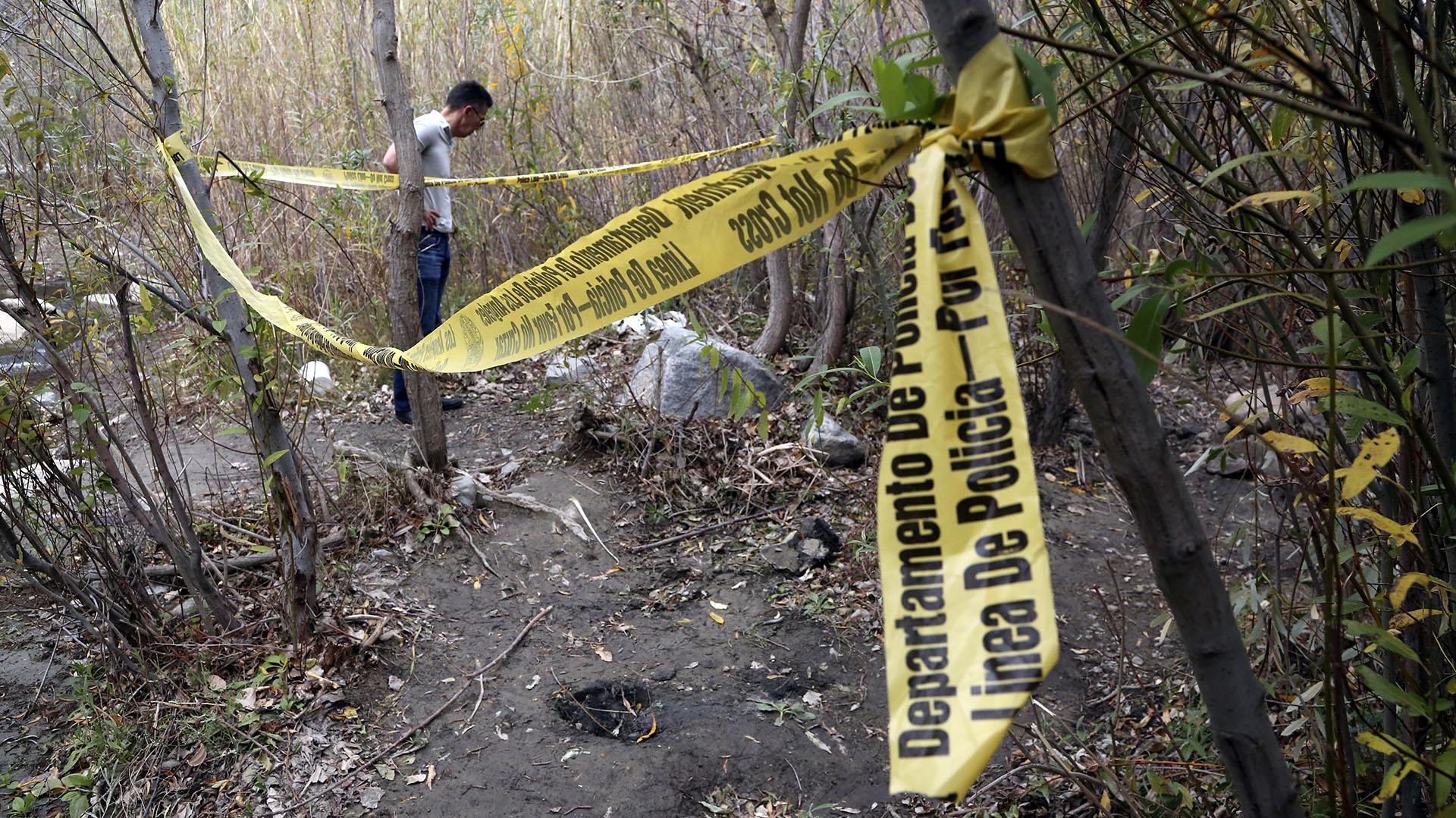 Mark Salling se ahorcó en un bosque ubicado en Sunland, Los Ángeles.