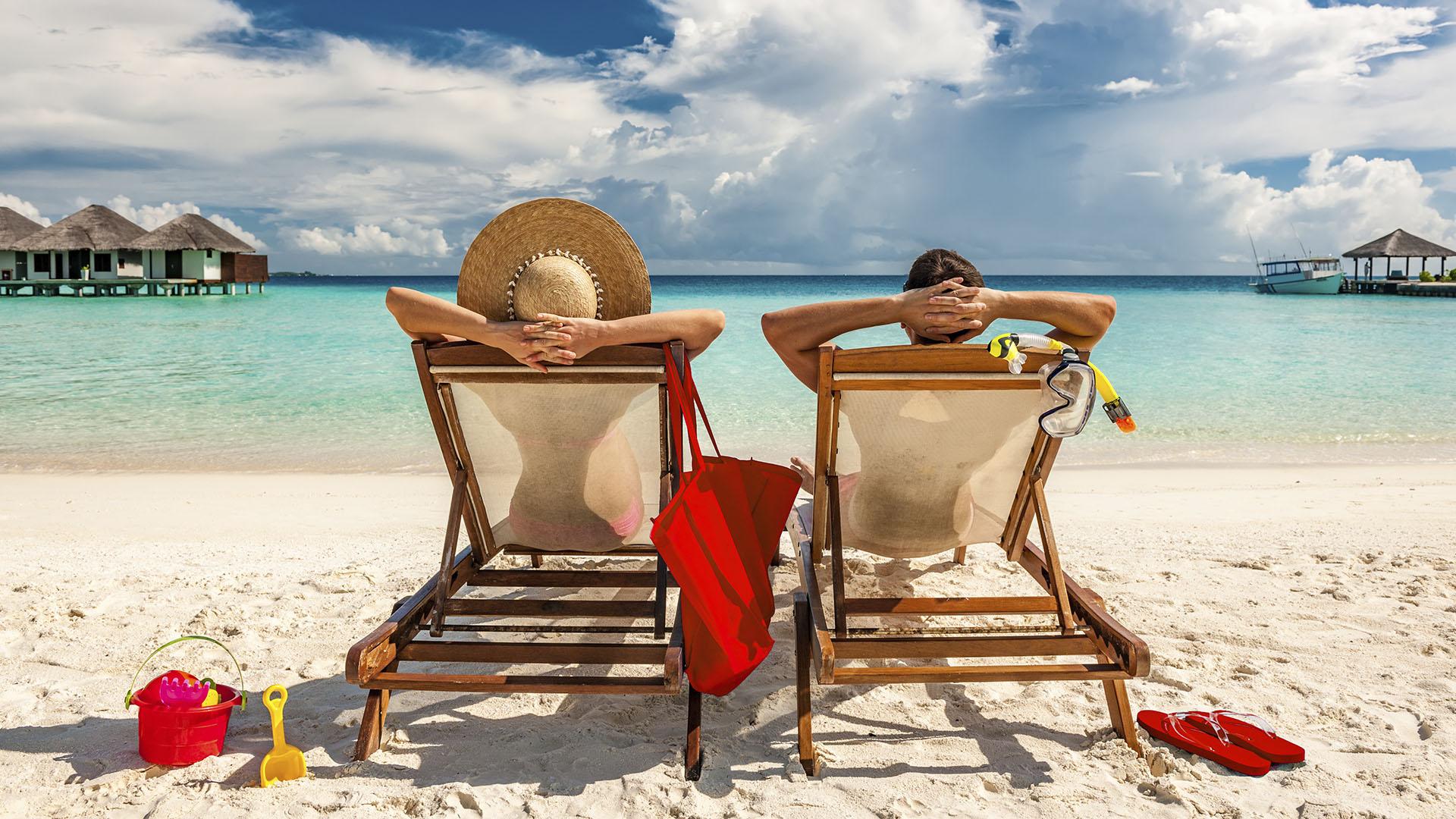 """""""Project: Time Off"""", organización que busca romper el """"estigma"""" que acarrea el hecho de irse de vacaciones, dijoque el 54% de los trabajadores dejaron 662 millones de jornadas libres sin usar (Getty)"""