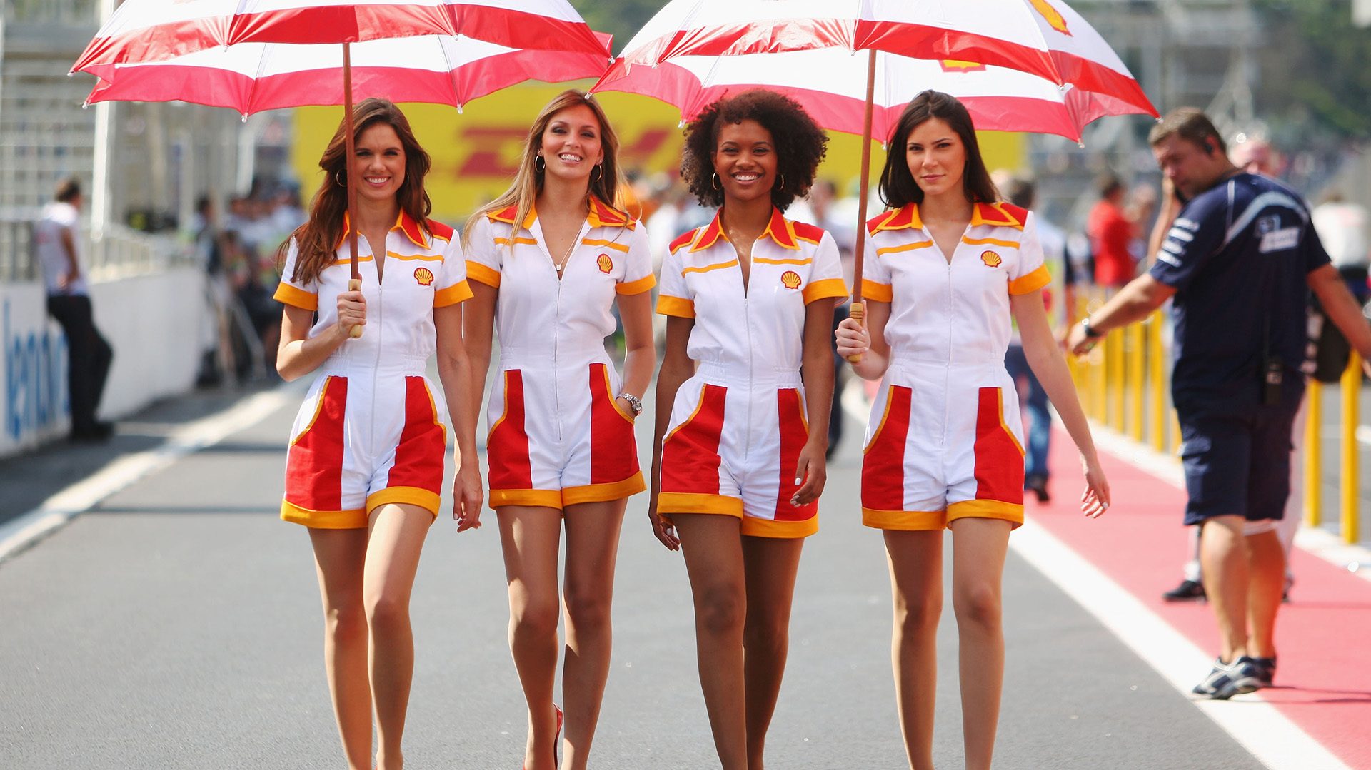 Re: LAS CHICAS DE LA FÓRMULA 1 (by @Scuderia_Fangio)