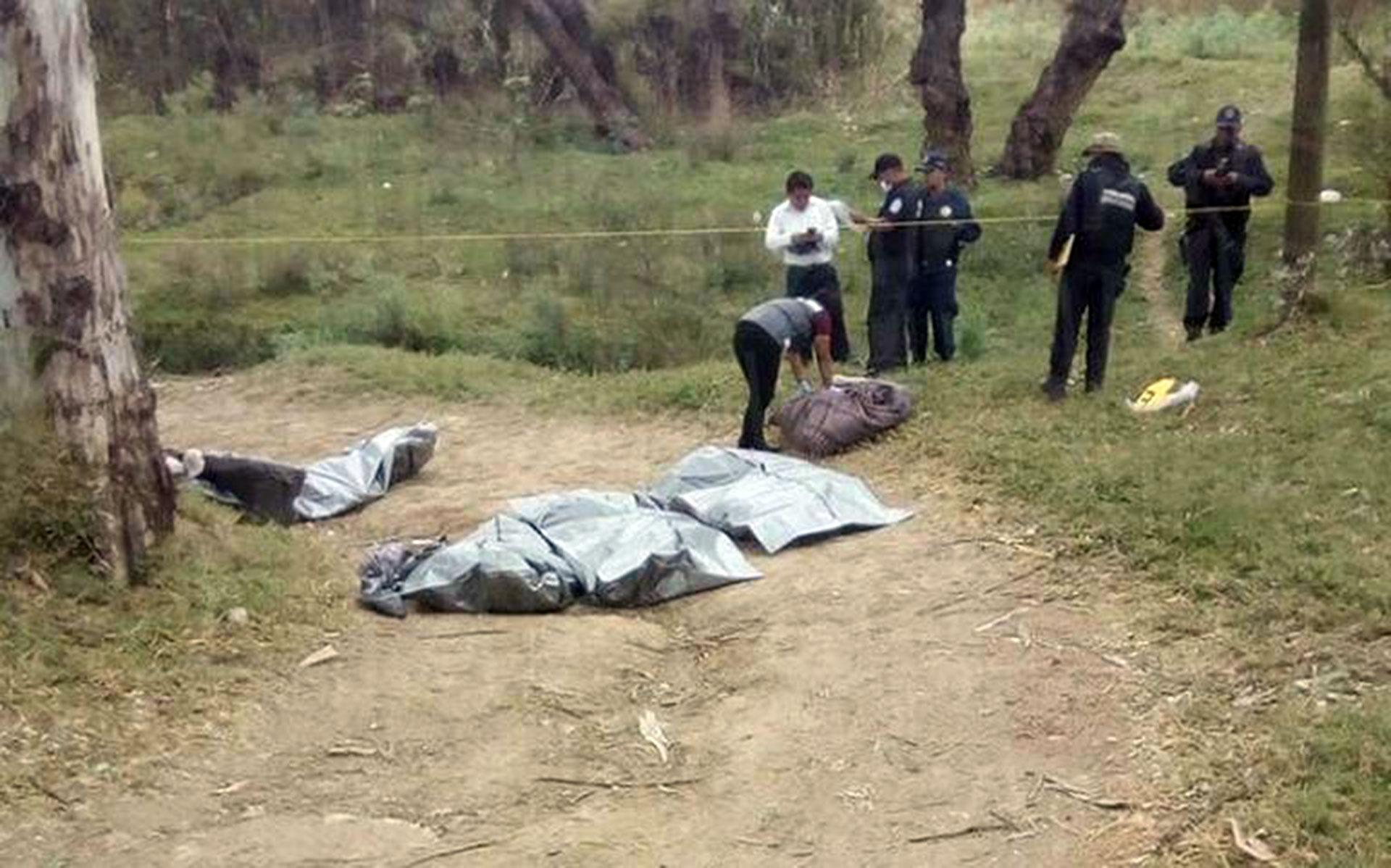 Los cuerpos desmembrados de siete personas, entre ellos una mujer, fueron localizados en el municipio de Chilapa, en Guerrero. (Sol de Acapulco)