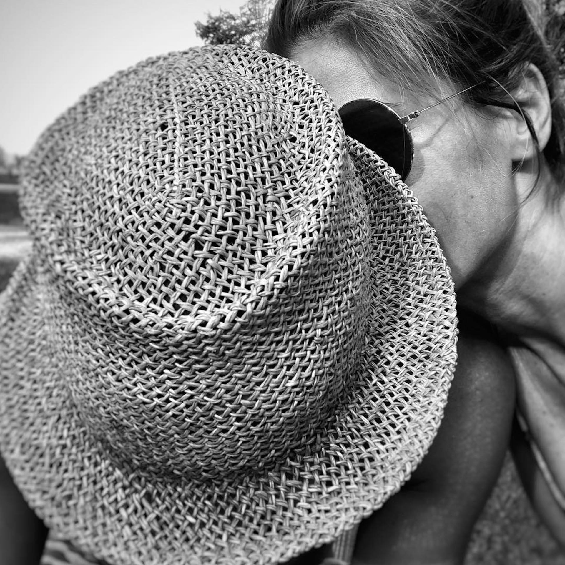 Pista uno: Eugenia Tobal ¿besando a Francisco García Ibar? (Foto Instagram)