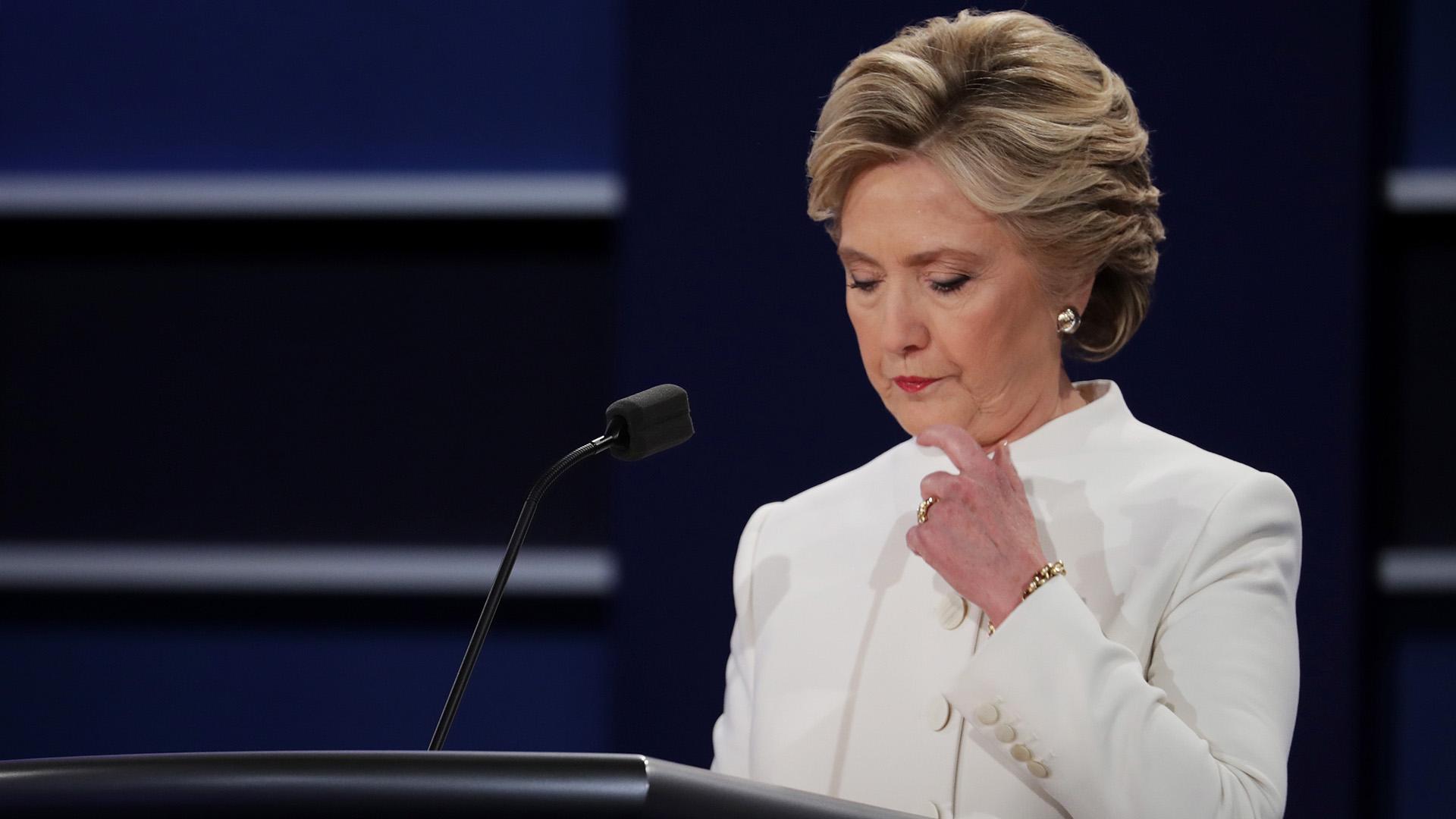 Hillary Clinton, ex candidata demócrata a la presidencia que habría sido perjudicada por la influyente red social (Getty Images)