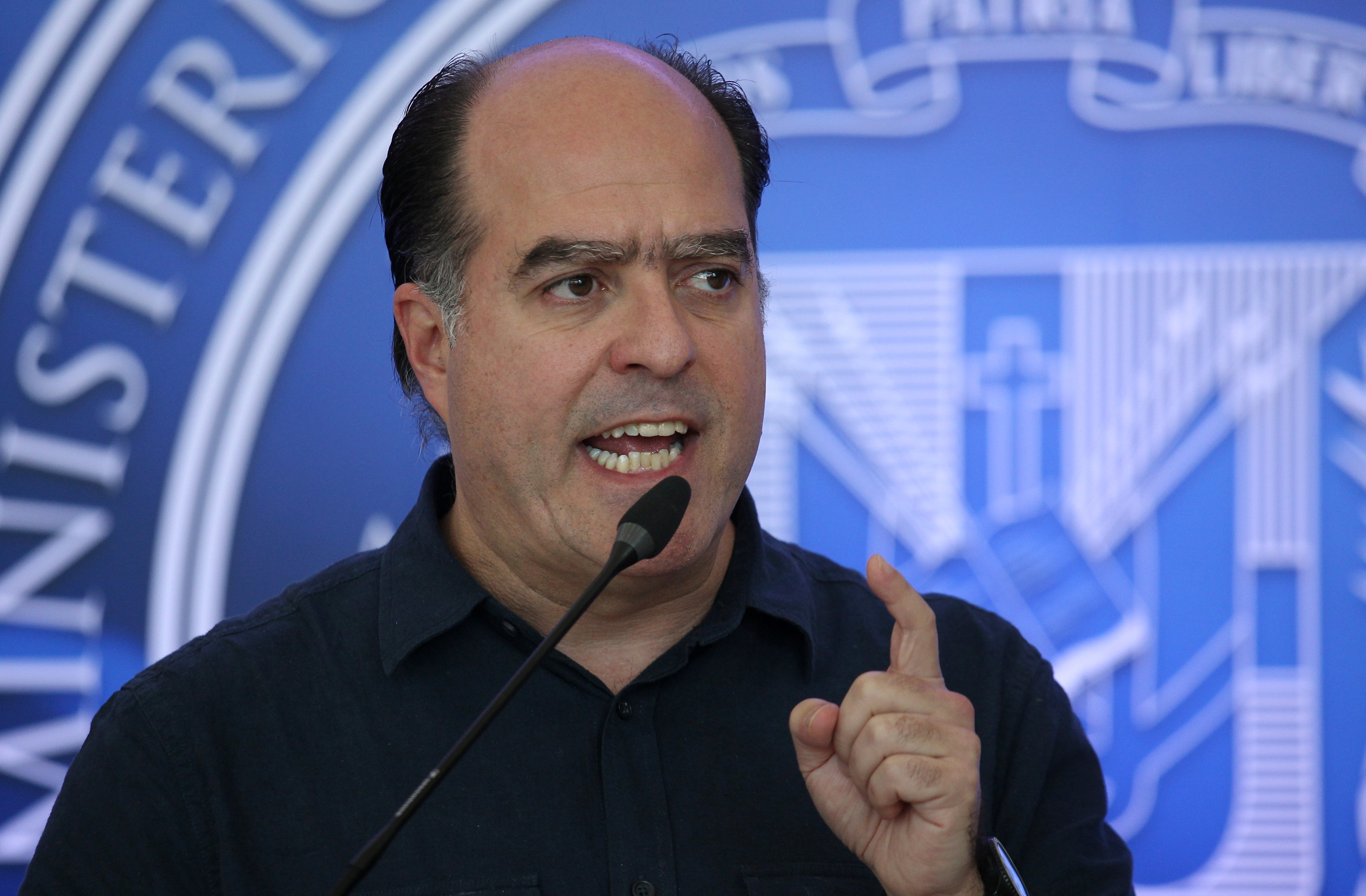 Julio Borges (REUTERS/Ricardo Rojas)