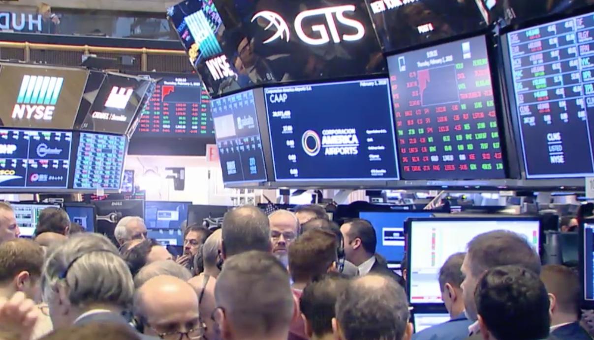 Spotify sale a Wall Street