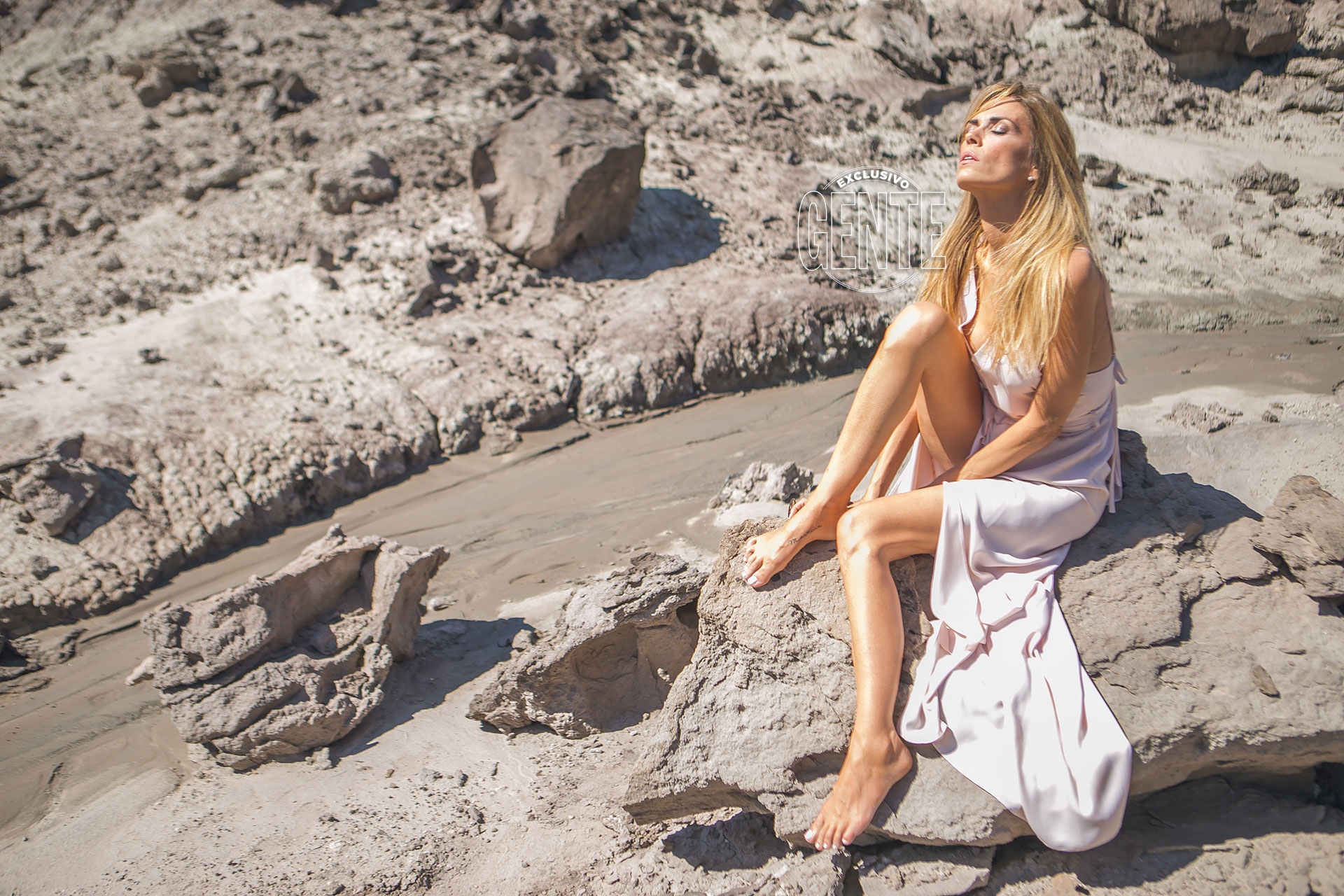 Viviana Canosa en San Juan (Fotos: Ray Studio)