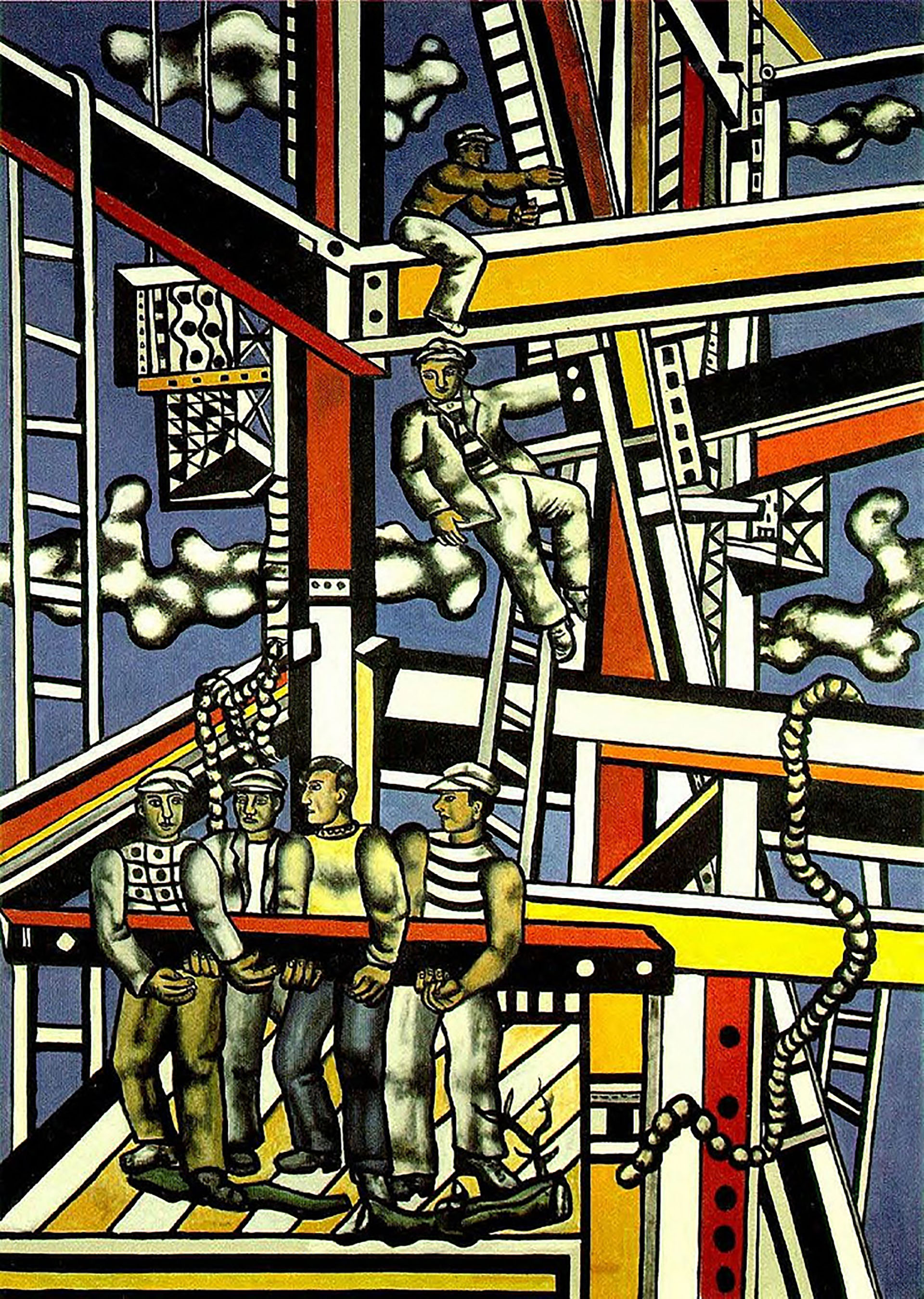 Los constructores (1950)