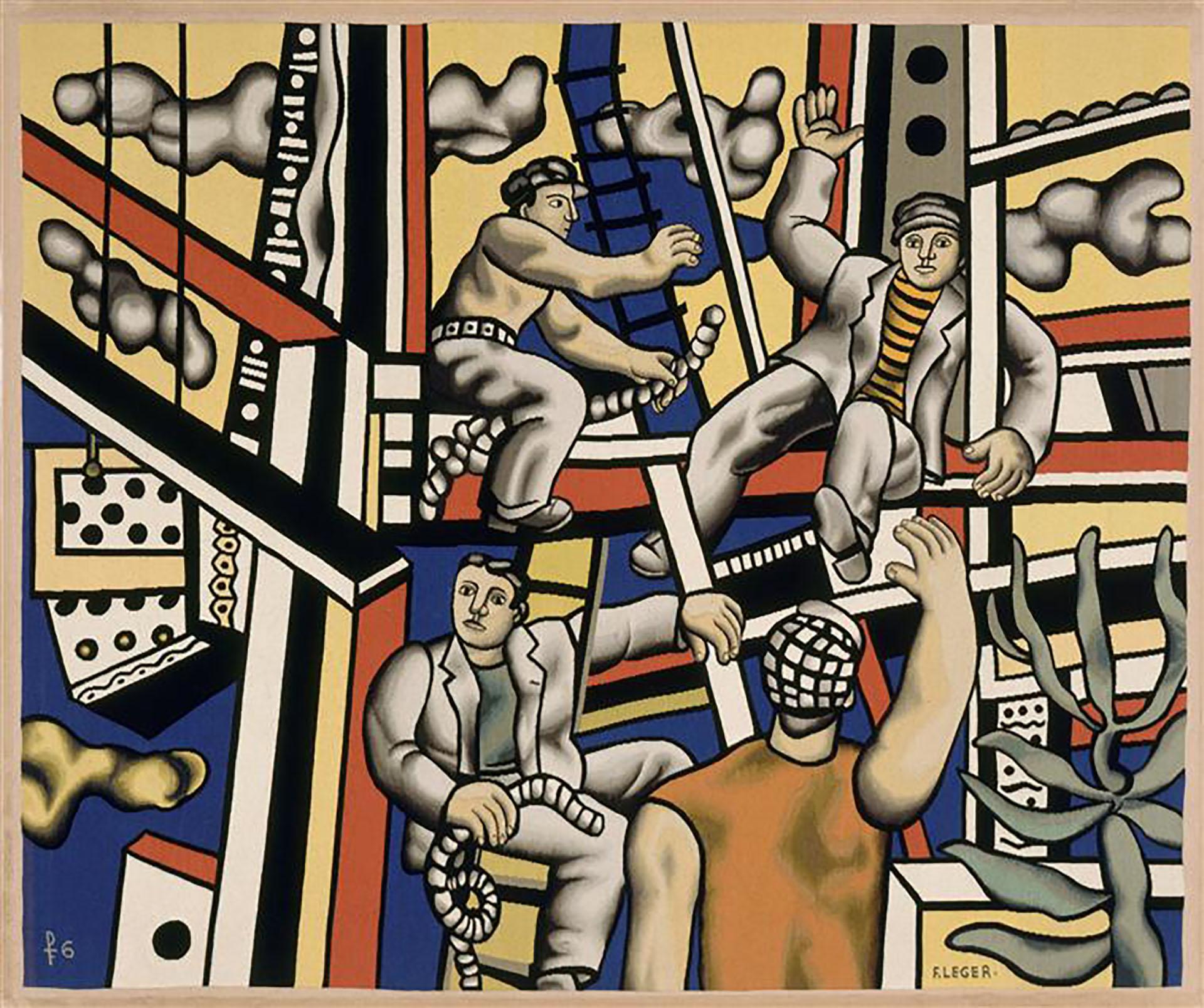 Constructores conAloe, (1951)