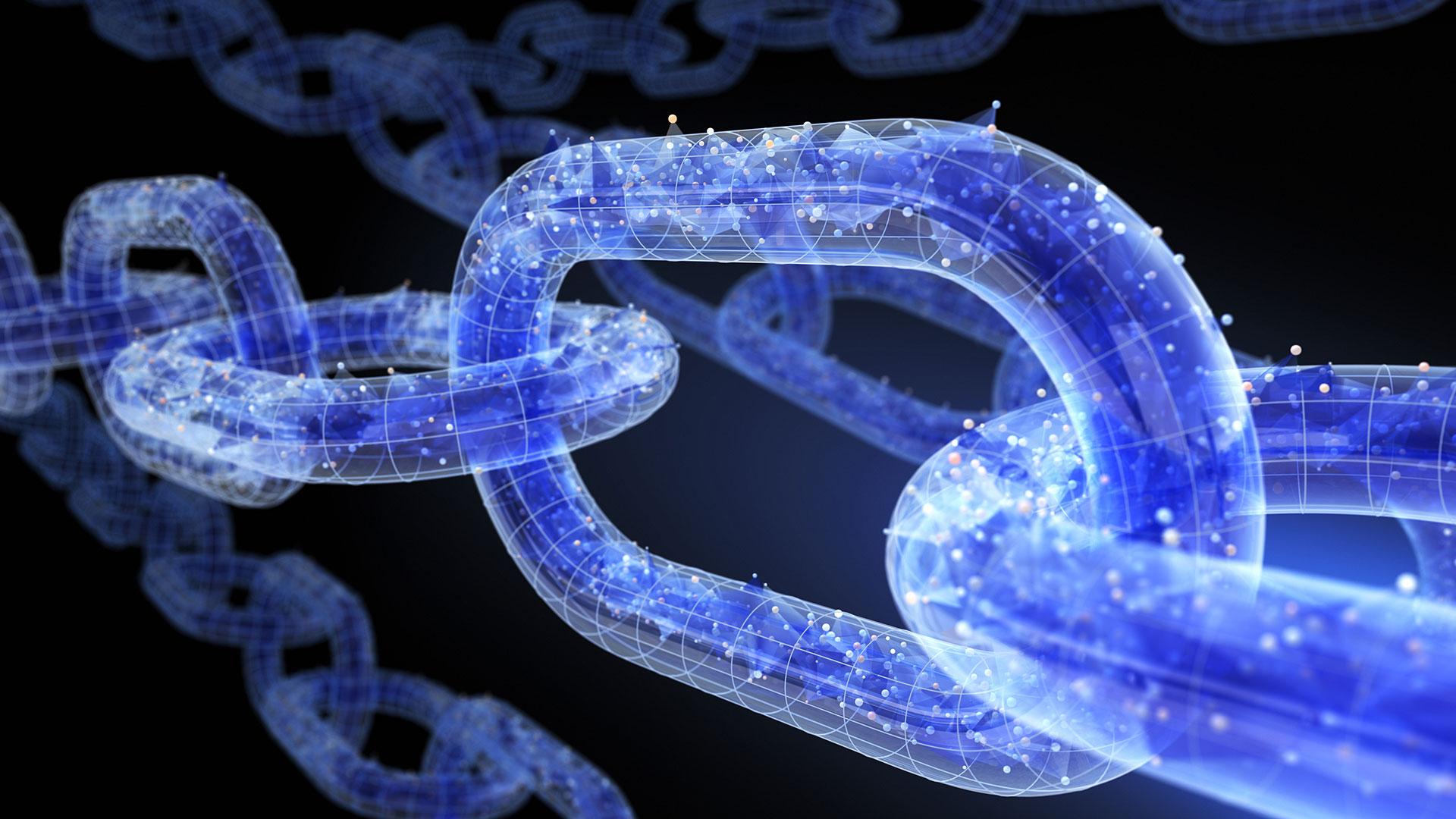 La blockchain promete mayor trazabilidad, porque todo queda registrado en una gran estructura de nodos (Getty)