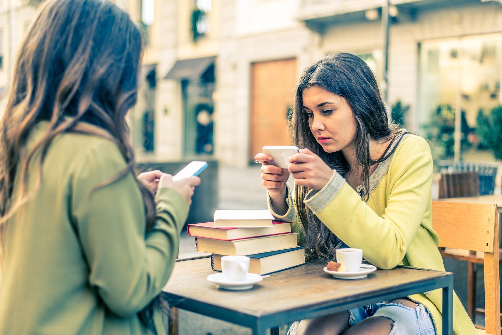 """""""Instagram es una de las redes sociales más nocivas"""", explicó la psicóloga Adriana Guraieb (Getty Images)"""