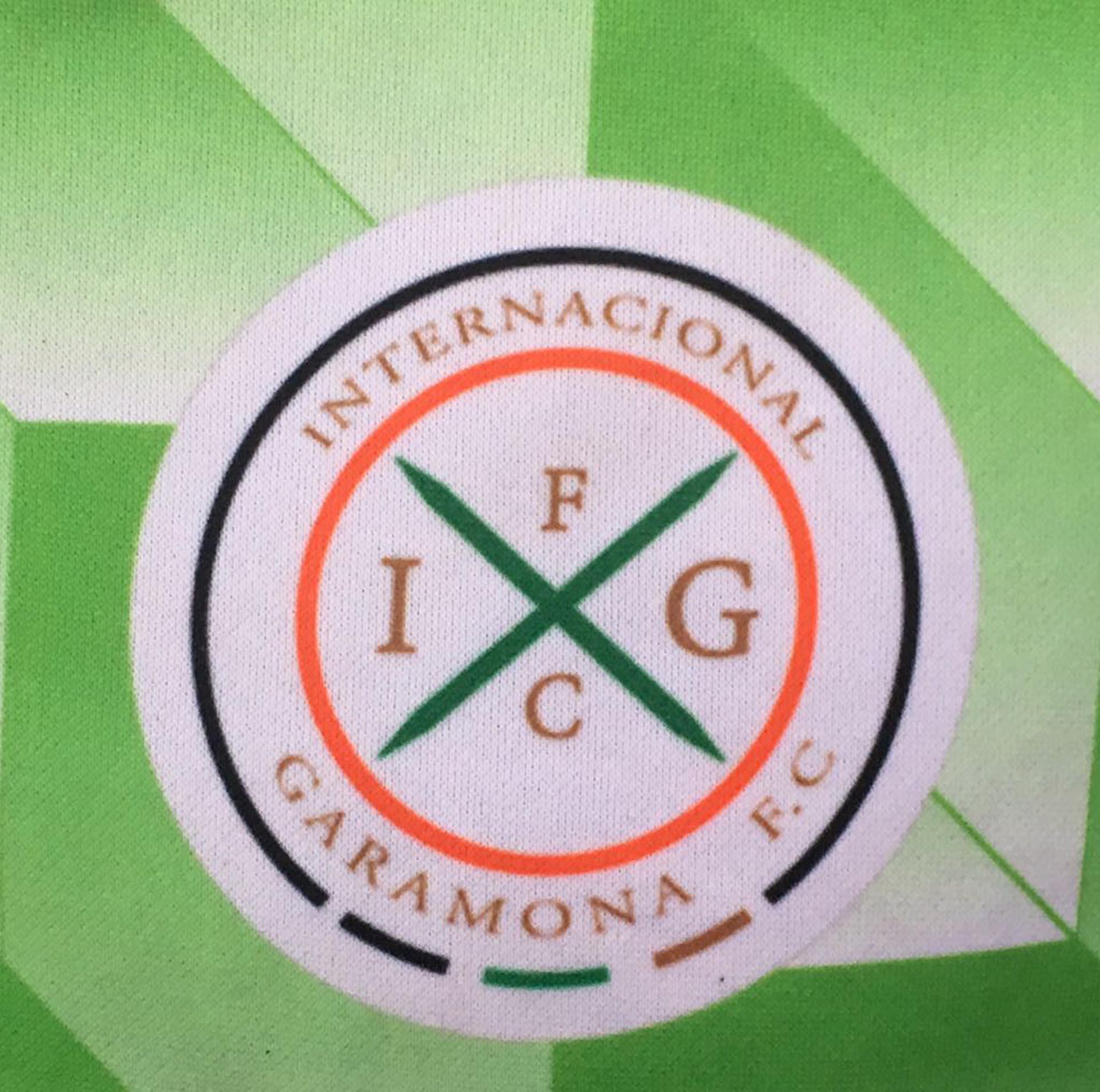 El escudo del Garamona Internacional FC