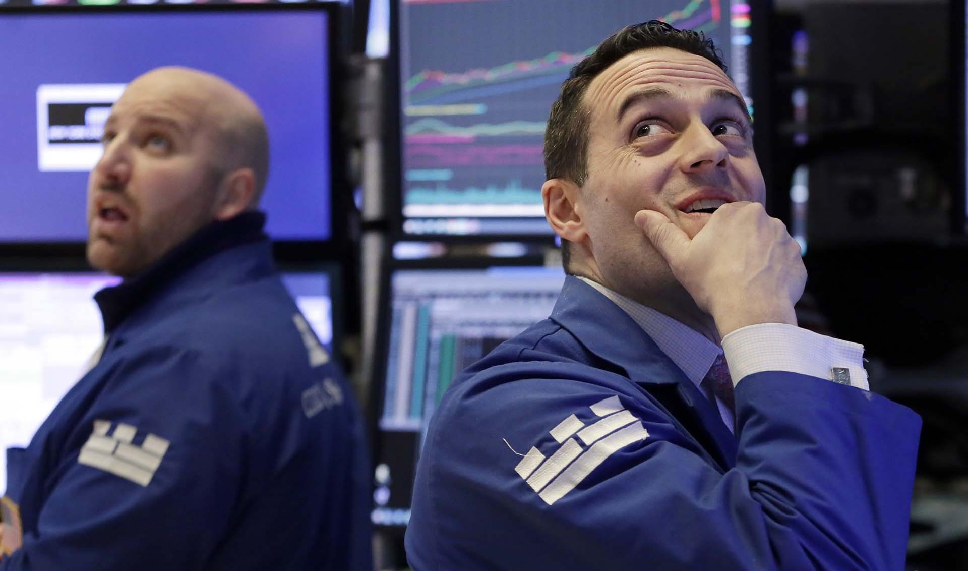 En Wall Street, los ADR's argentinos tuvieron mayoría de alzas. (AP)