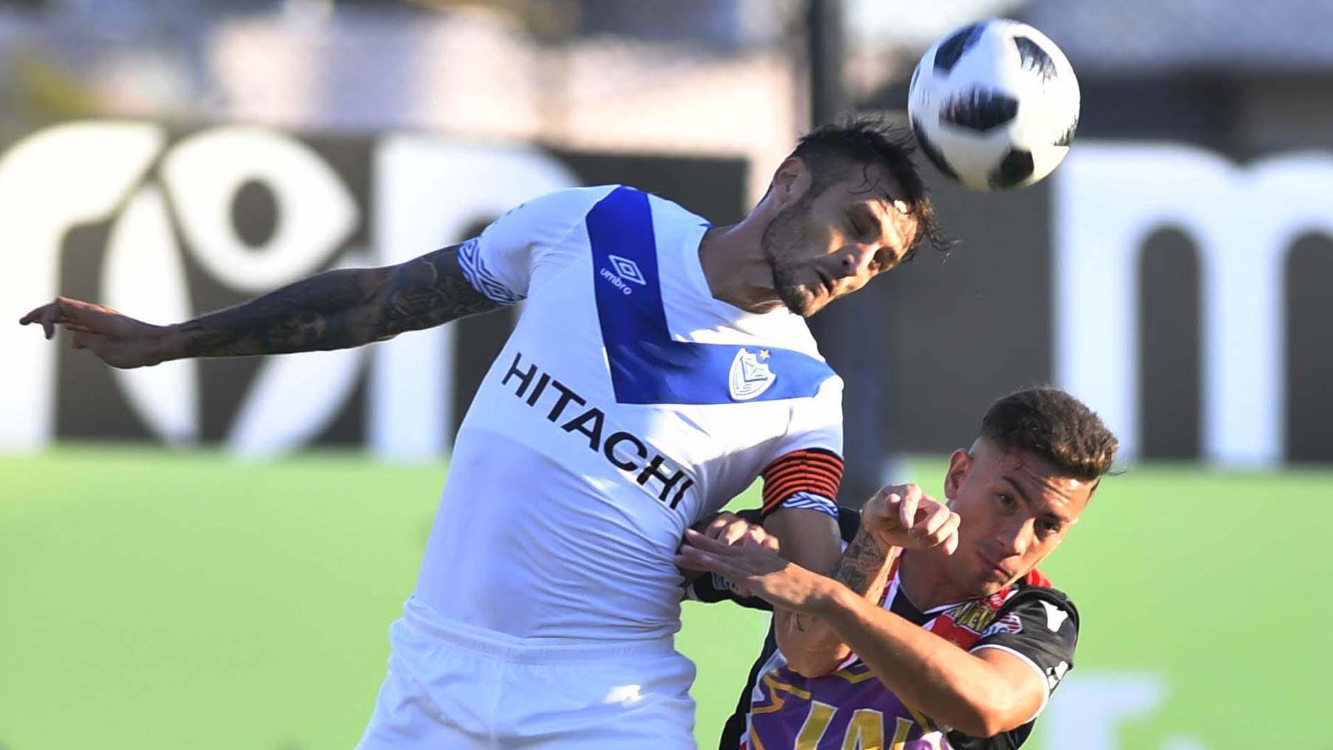 Chacarita es el más comprometido y podría complicar a Vélez con una gran performance (Télam)