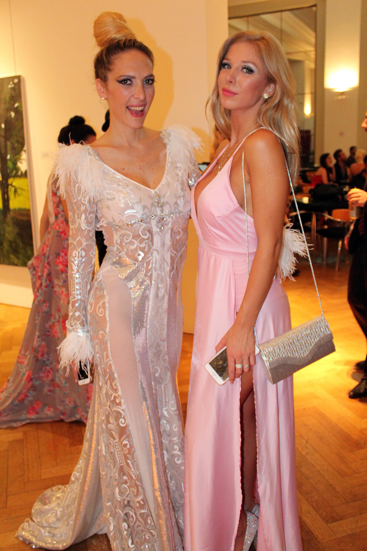 Lorena Liggi y Romina Malaspina