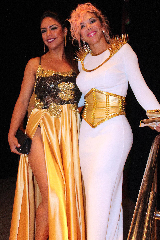 Romina Arias y Jackie Pietrani