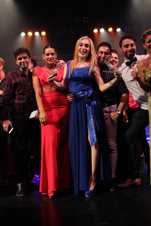 Fátima Florez ganó la estatuilla de Oro