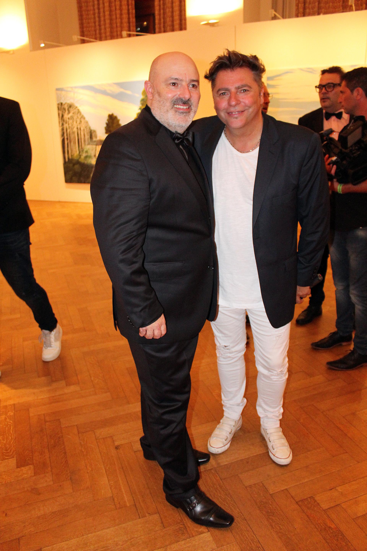 Juan Alzúa y Daniel Ambrosino