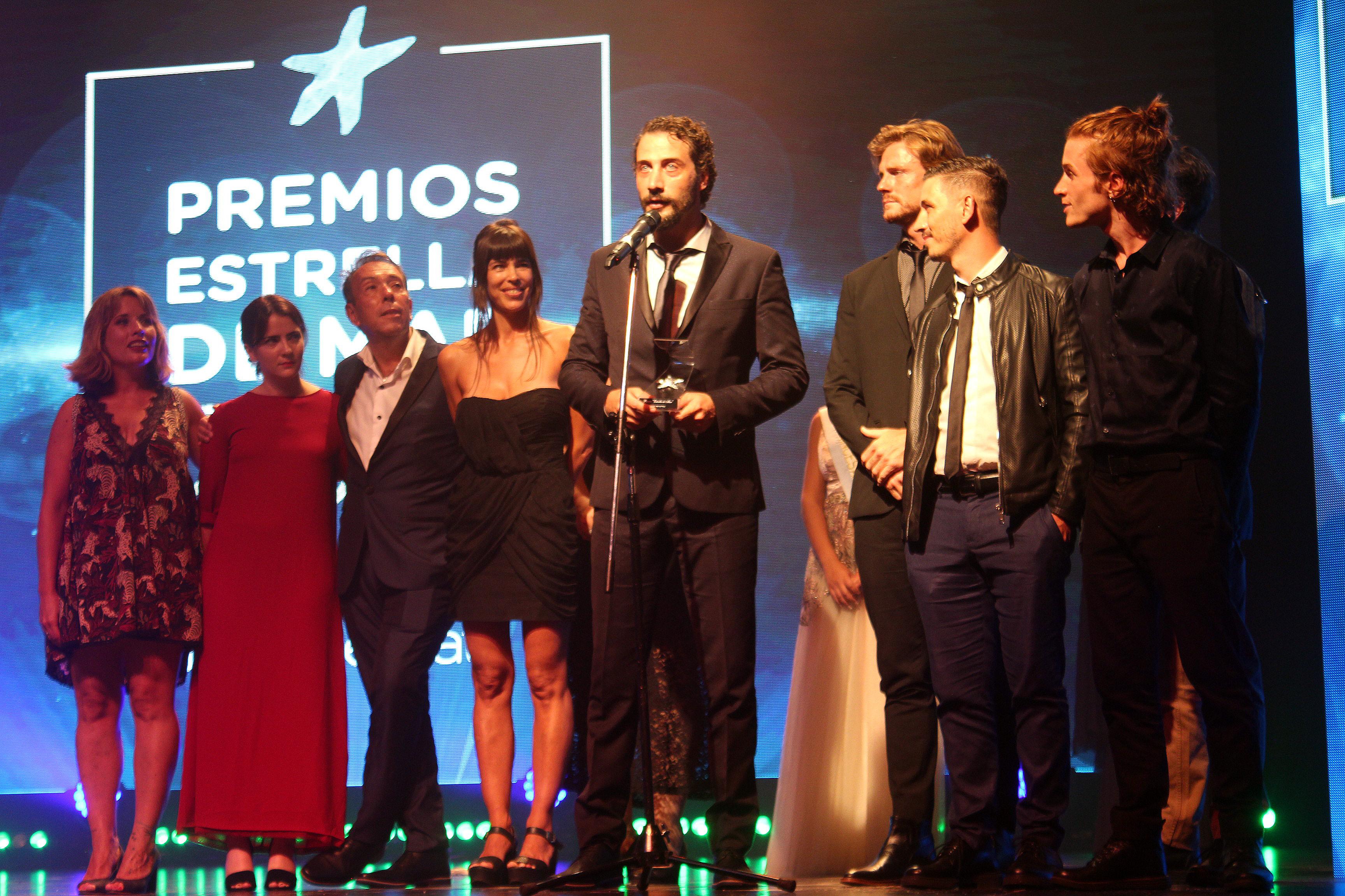 """""""El ardor"""" ganó en la categoría Comedia dramática"""