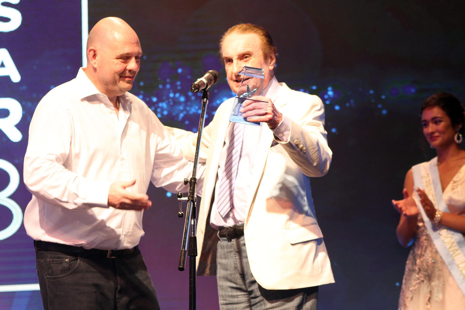 Santiago Bal y Carlos Rottemberg