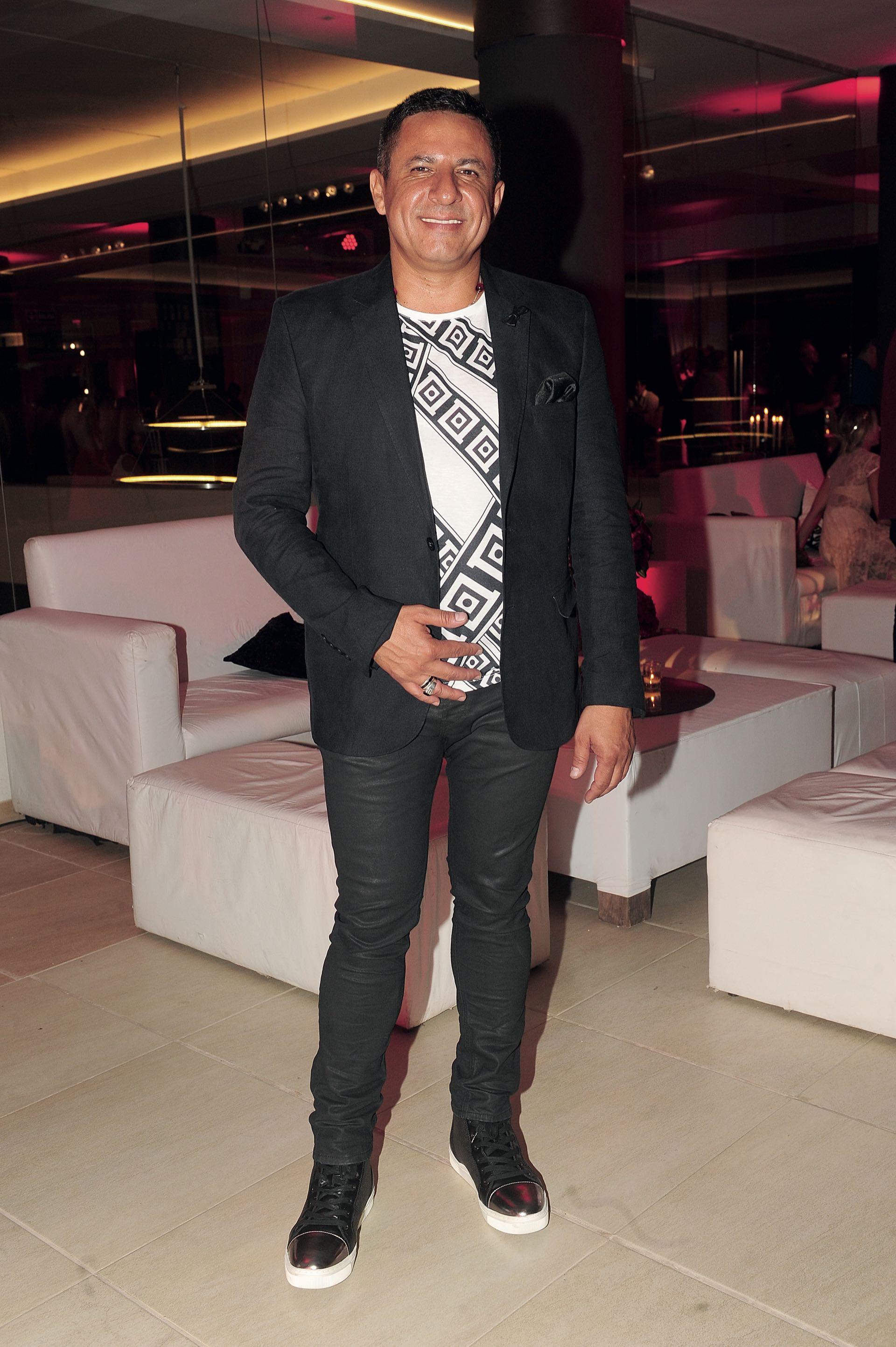 Gustavo Arce, dueño de Agustino. (Foto GENTE)